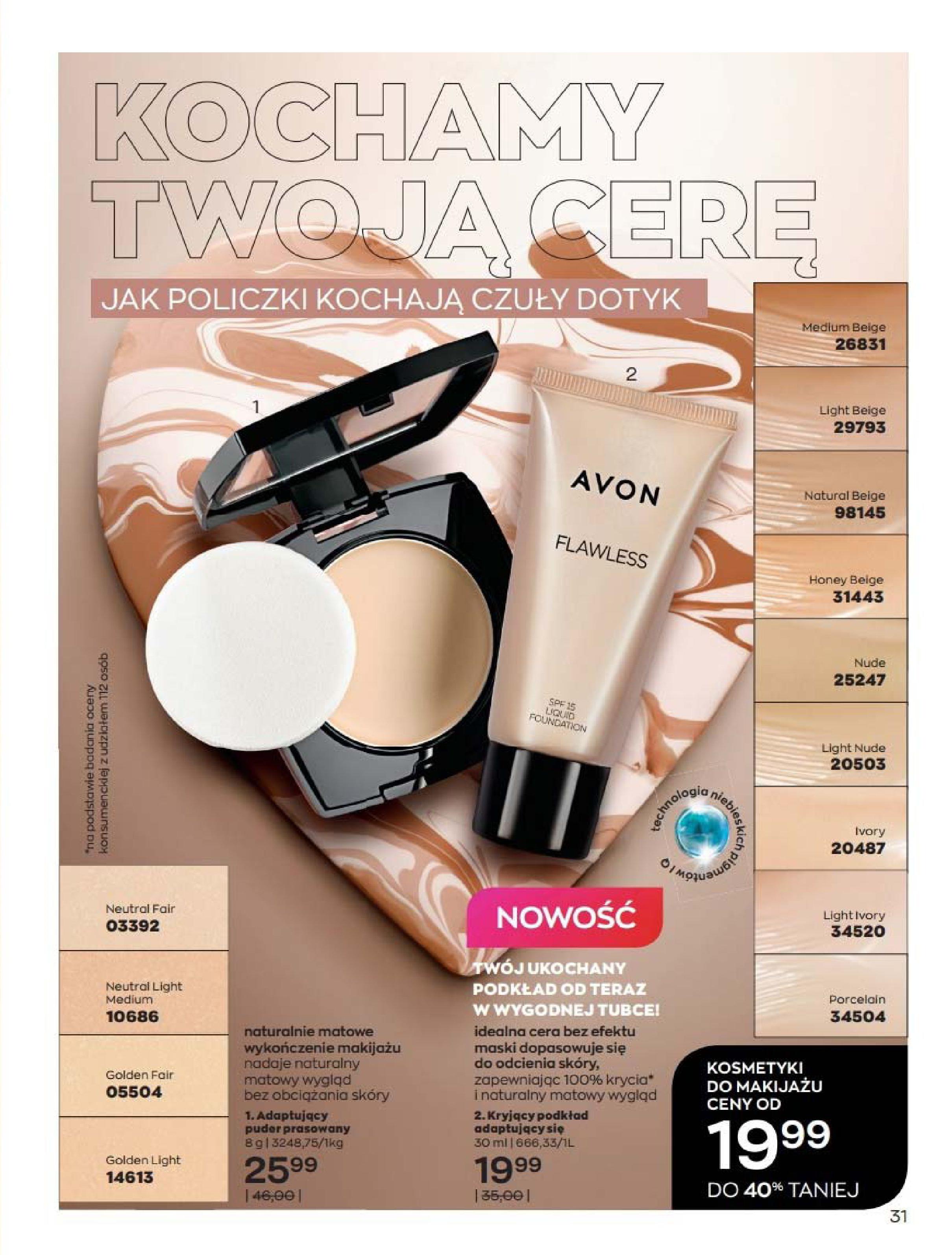 Gazetka Avon: Katalog Luty 2021 2021-02-01 page-31