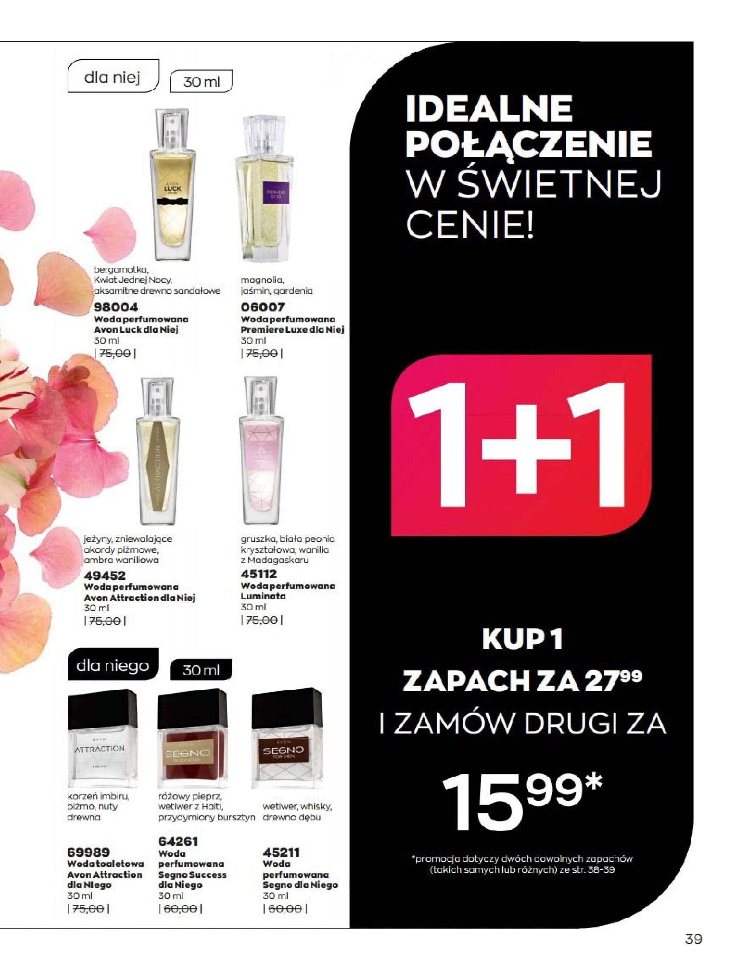 Gazetka Avon: Katalog Luty 2021 2021-02-01 page-39