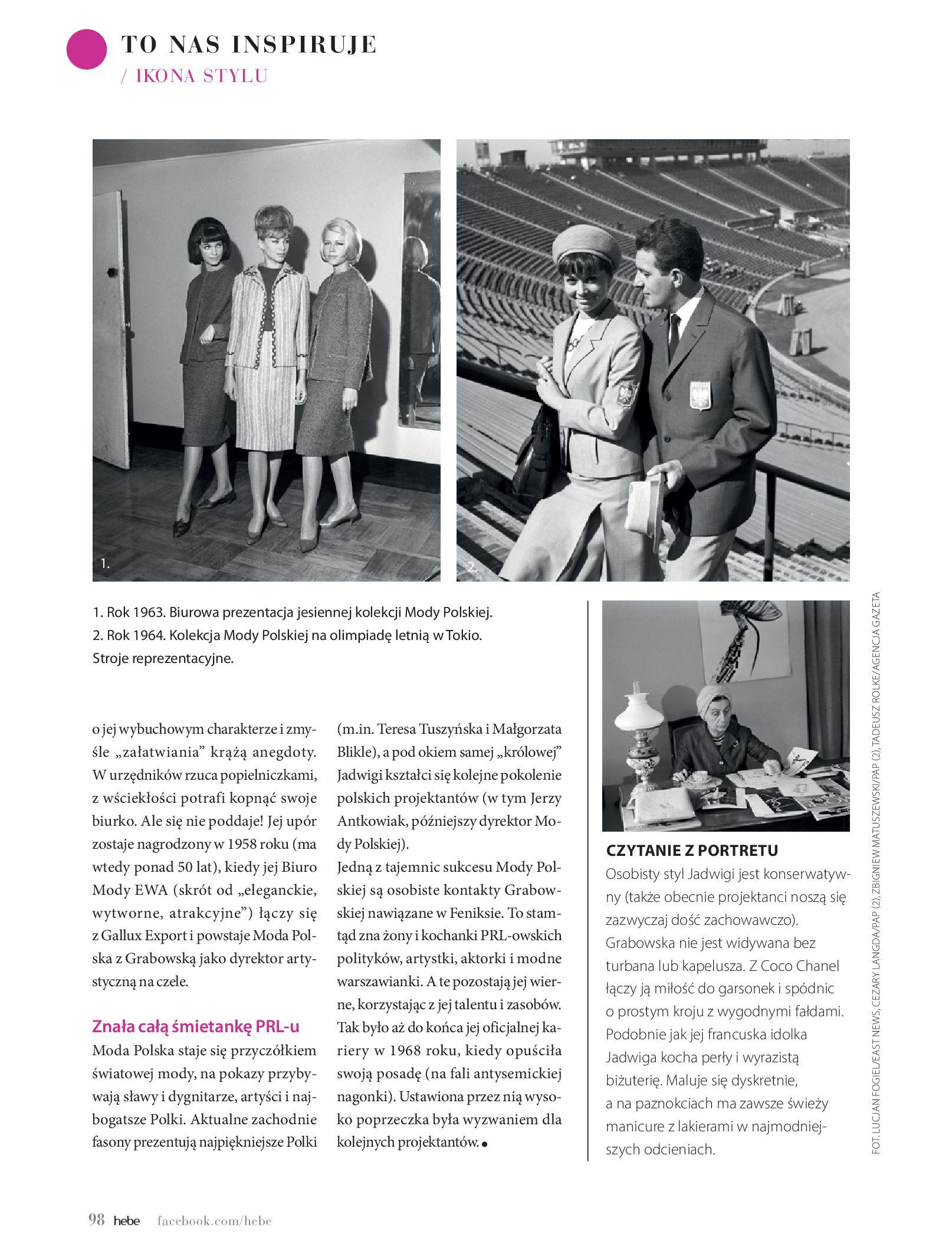 Gazetka hebe: Magazyn hebe - TURBO nawilżanie po urlopie 2021-09-01 page-98