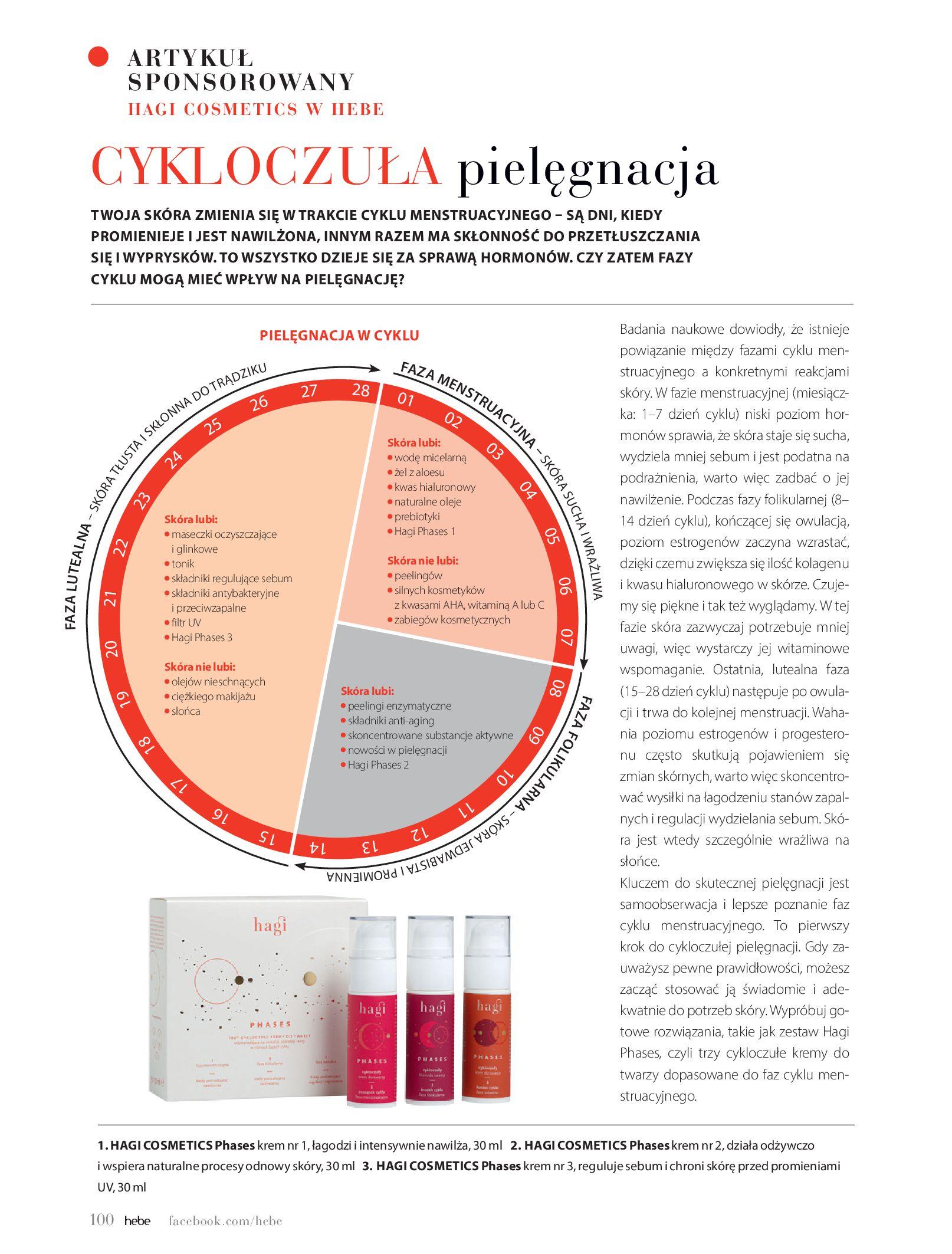 Gazetka hebe: Magazyn hebe - TURBO nawilżanie po urlopie 2021-09-01 page-100