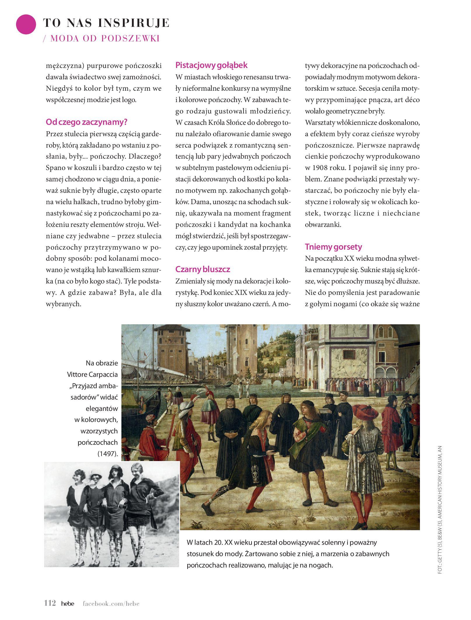 Gazetka hebe: Magazyn hebe - TURBO nawilżanie po urlopie 2021-09-01 page-112