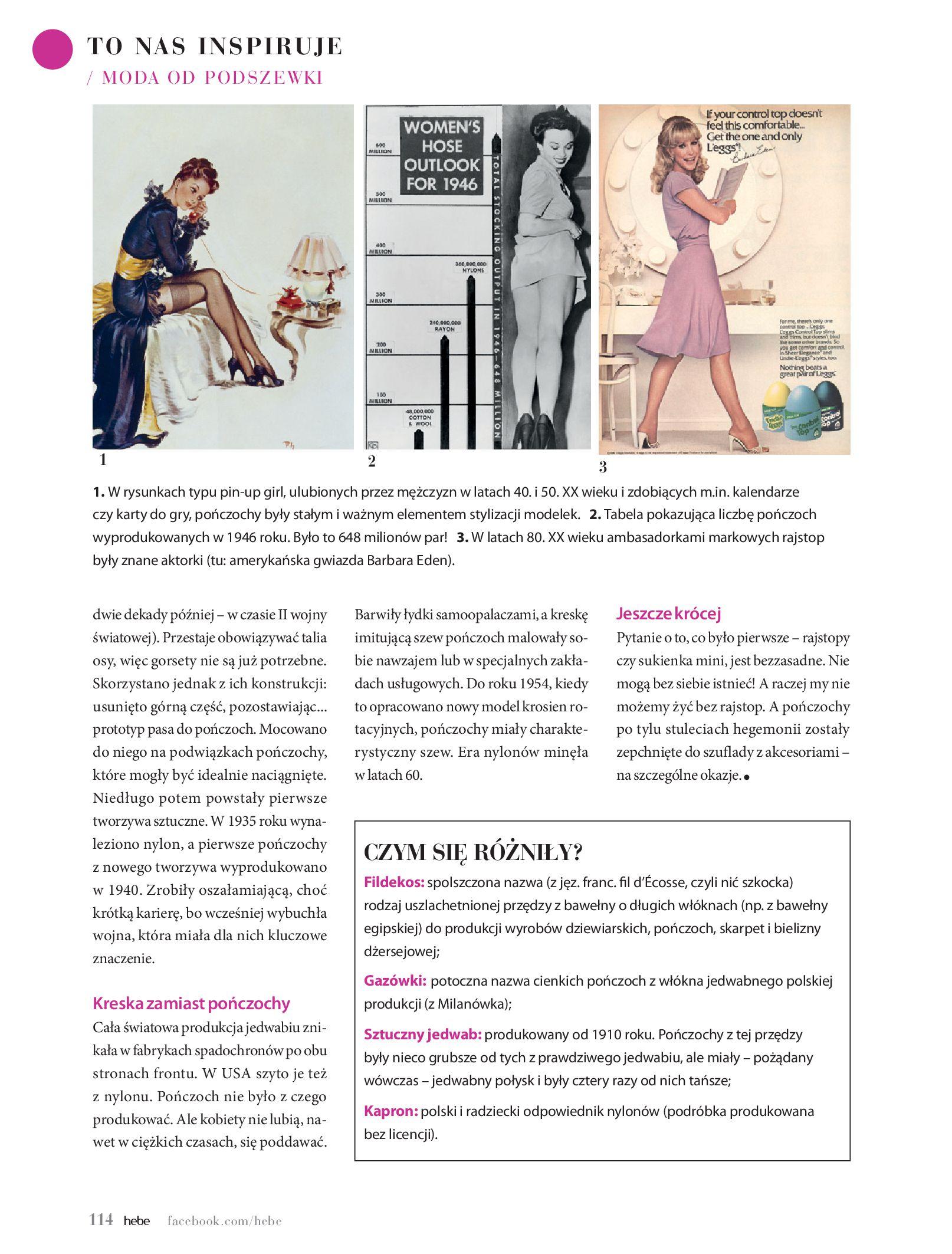 Gazetka hebe: Magazyn hebe - TURBO nawilżanie po urlopie 2021-09-01 page-114