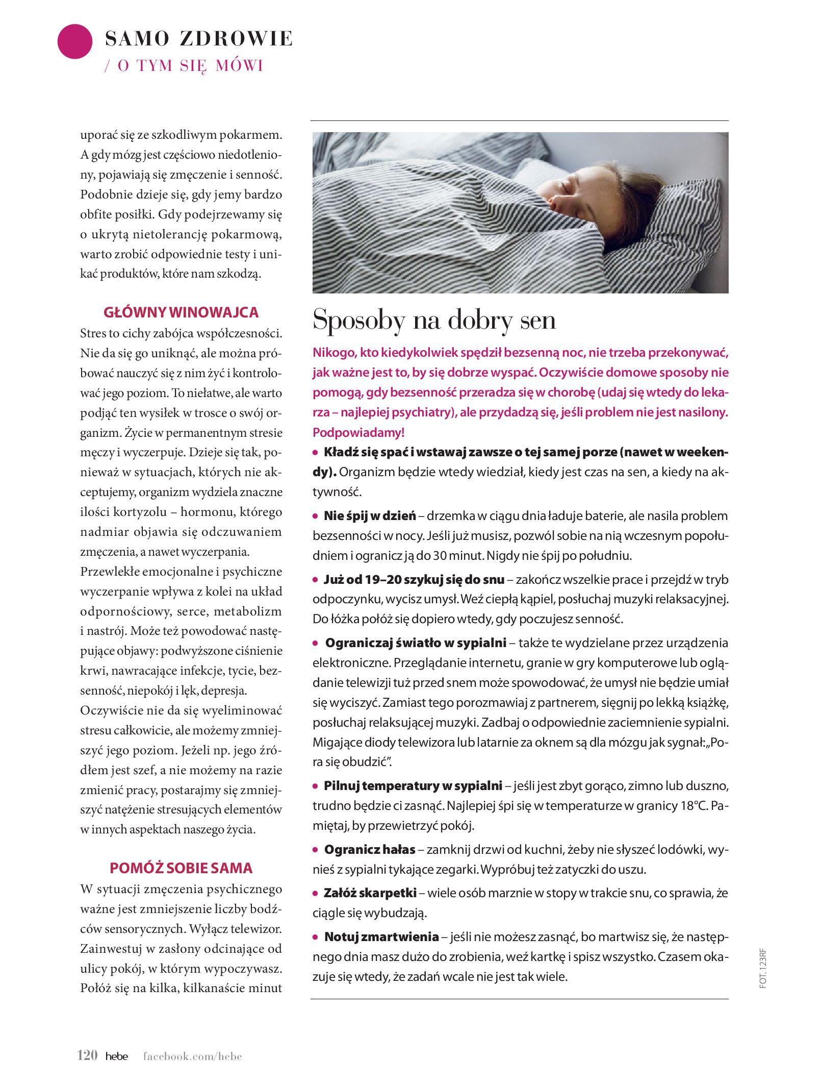Gazetka hebe: Magazyn hebe - TURBO nawilżanie po urlopie 2021-09-01 page-120