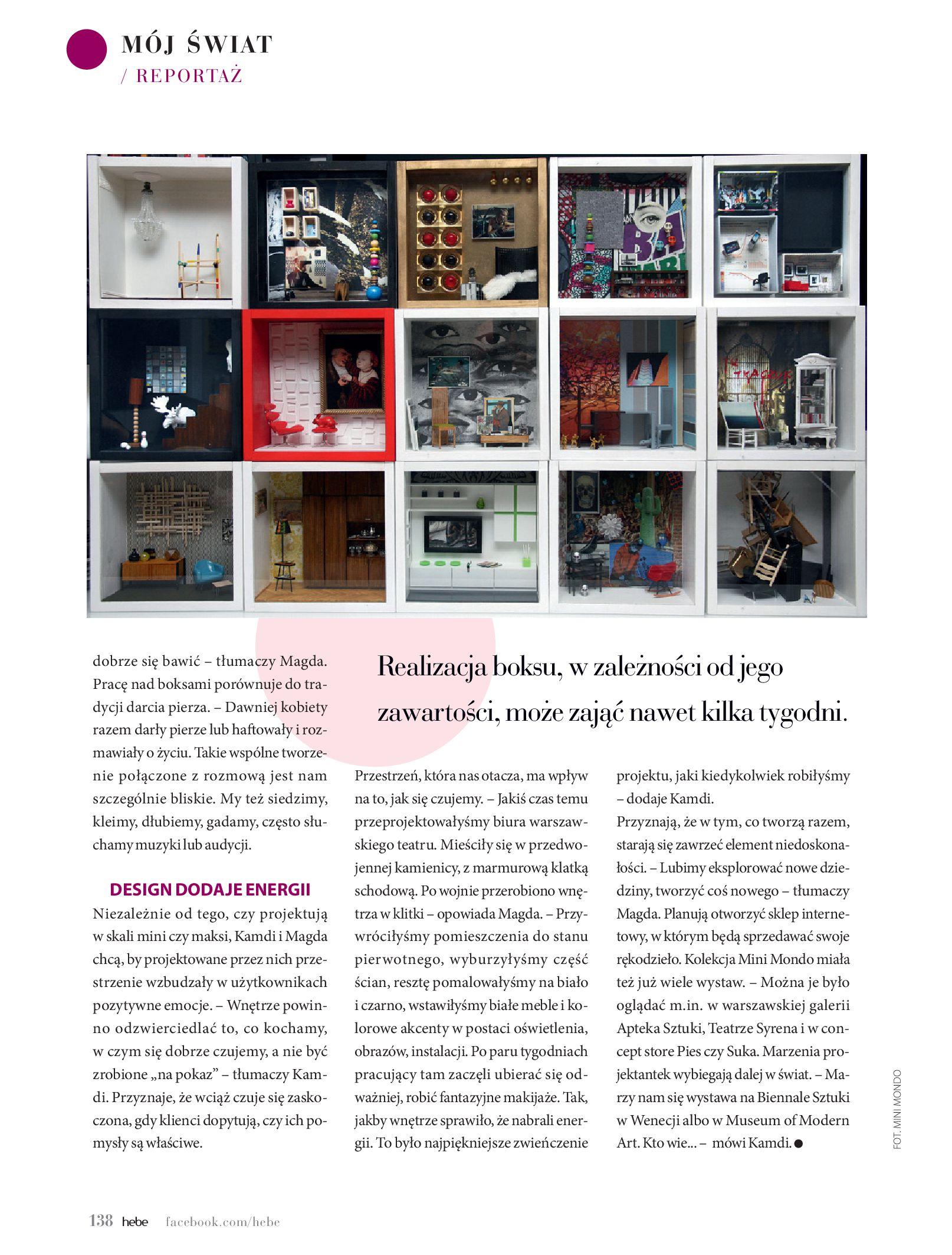 Gazetka hebe: Magazyn hebe - TURBO nawilżanie po urlopie 2021-09-01 page-138