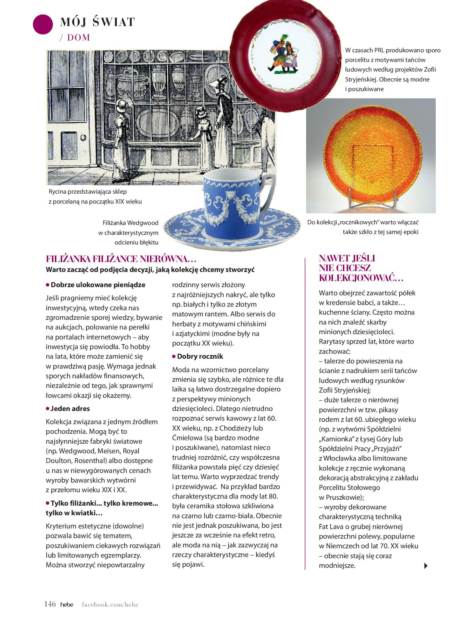 Gazetka hebe: Magazyn hebe - TURBO nawilżanie po urlopie 2021-09-01 page-146