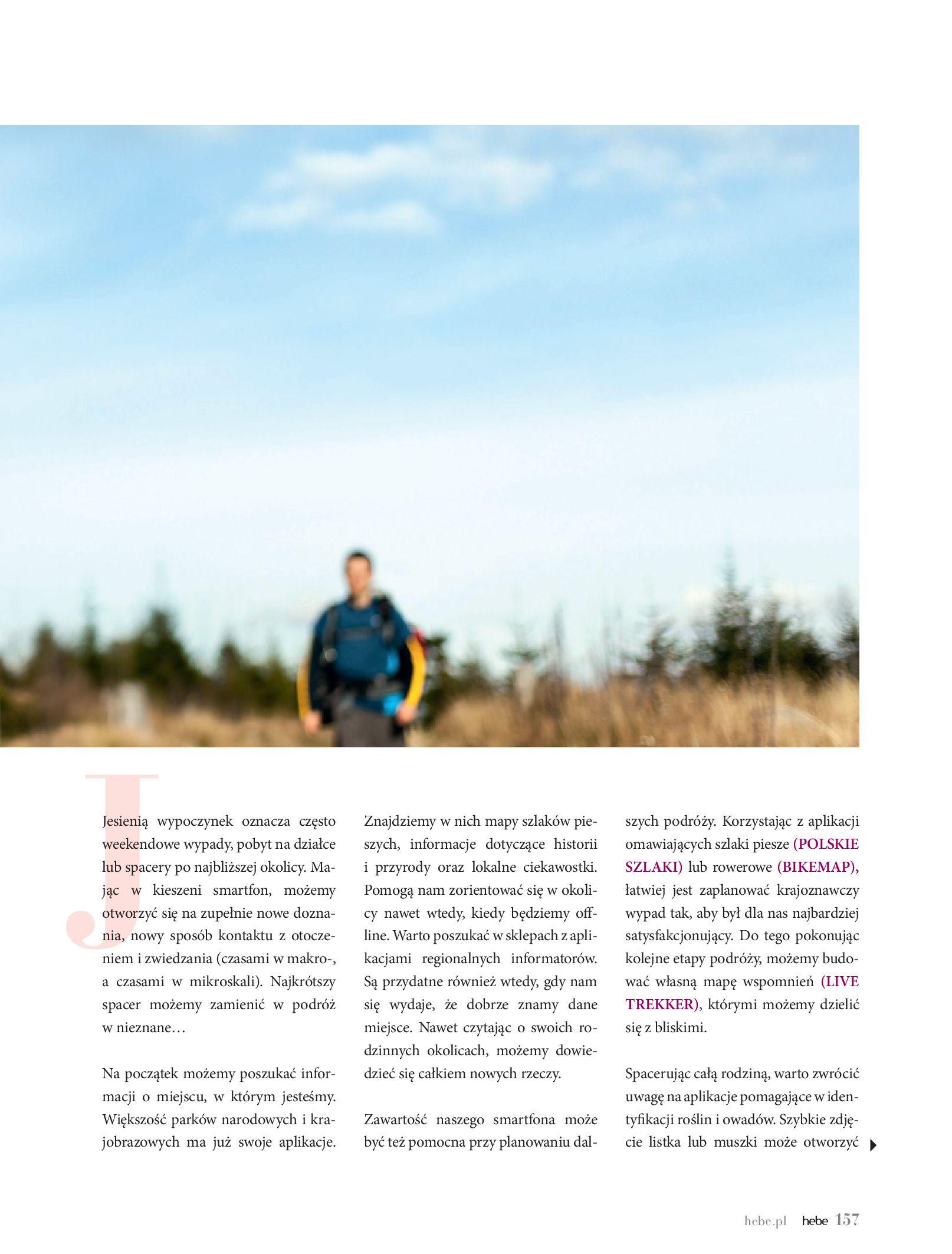 Gazetka hebe: Magazyn hebe - TURBO nawilżanie po urlopie 2021-09-01 page-157