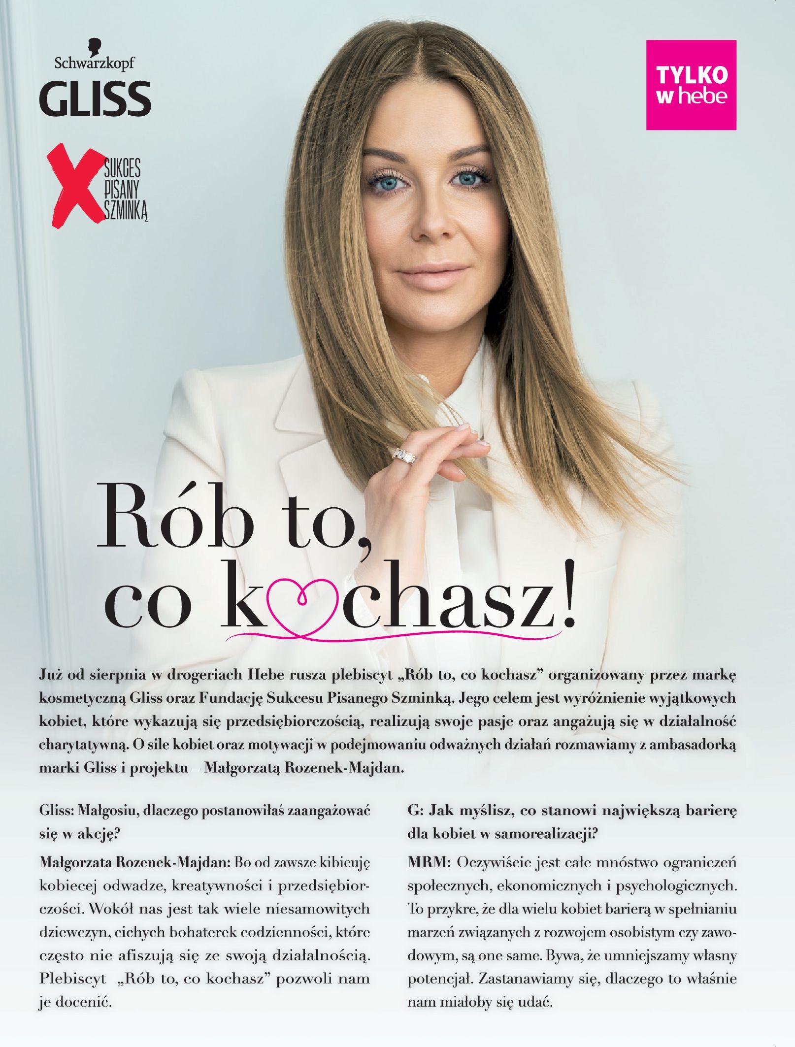 Gazetka hebe: Magazyn hebe - TURBO nawilżanie po urlopie 2021-09-01 page-28
