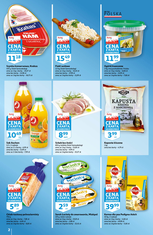 Gazetka Auchan: Gazetka Auchan - Skarbonka #37 2021-09-16 page-2