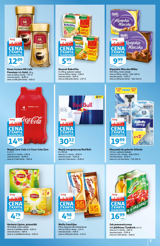 Gazetka Auchan: Gazetka Auchan - Skarbonka #37 2021-09-16 page-3