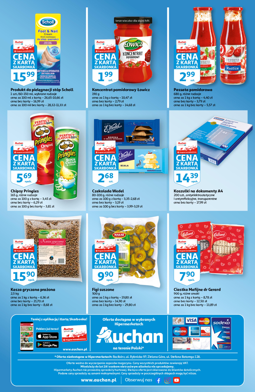Gazetka Auchan: Gazetka Auchan - Skarbonka #37 2021-09-16 page-4