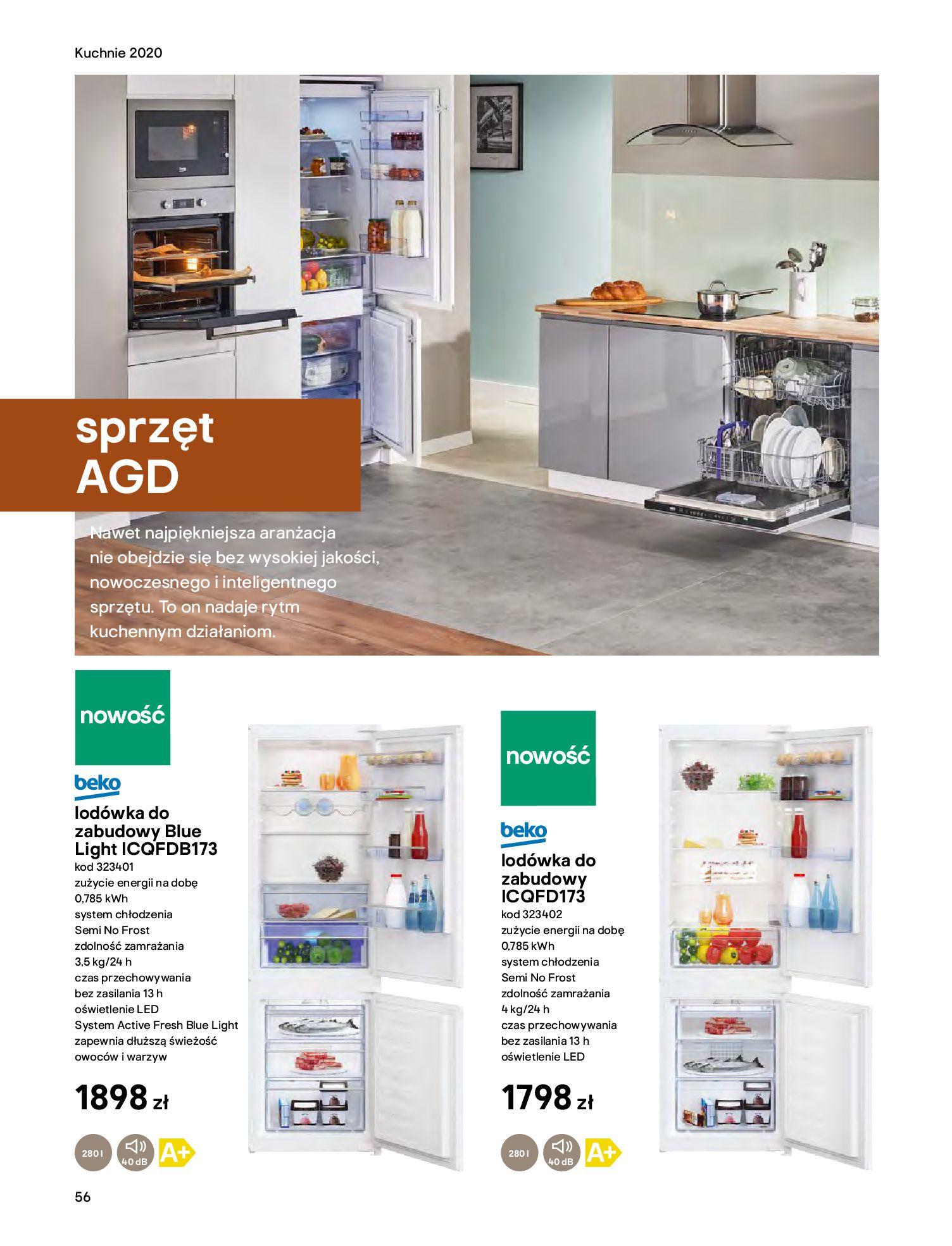 Gazetka Castorama - Katalog Kuchnie 2020-14.04.2020-31.12.2020-page-56