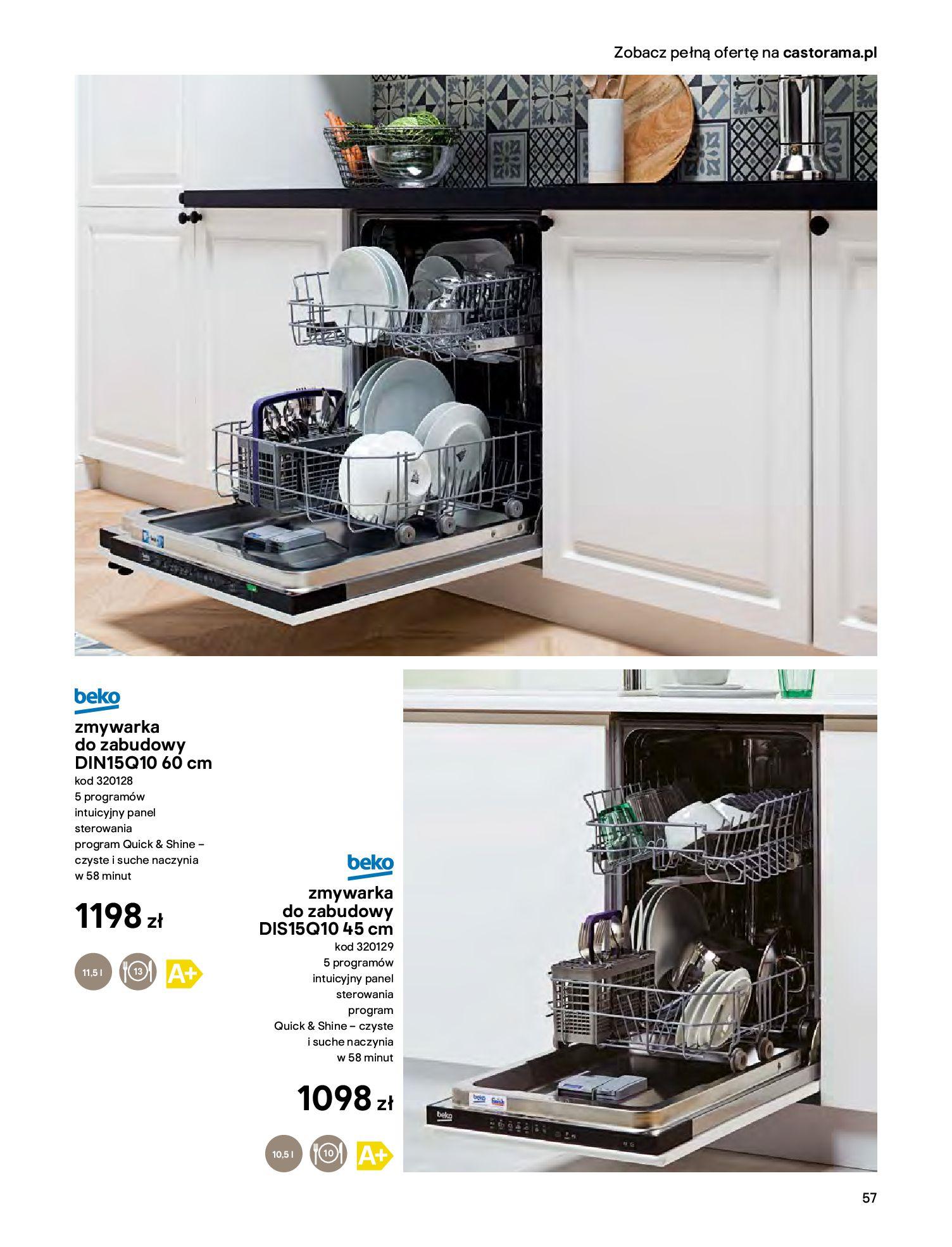 Gazetka Castorama - Katalog Kuchnie 2020-14.04.2020-31.12.2020-page-57