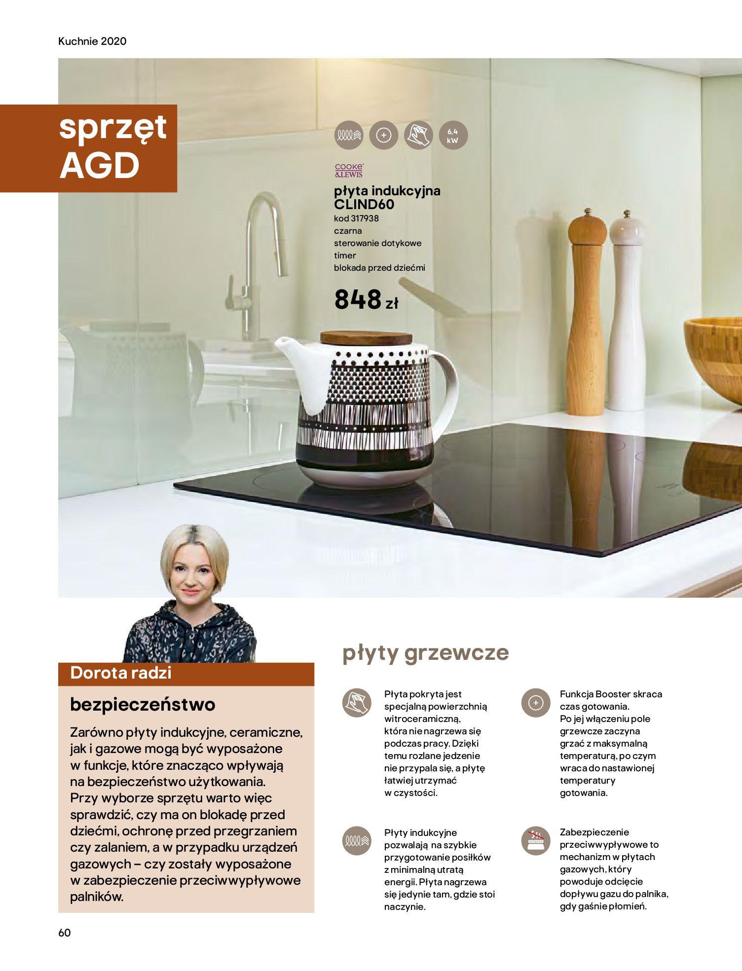 Gazetka Castorama - Katalog Kuchnie 2020-14.04.2020-31.12.2020-page-60