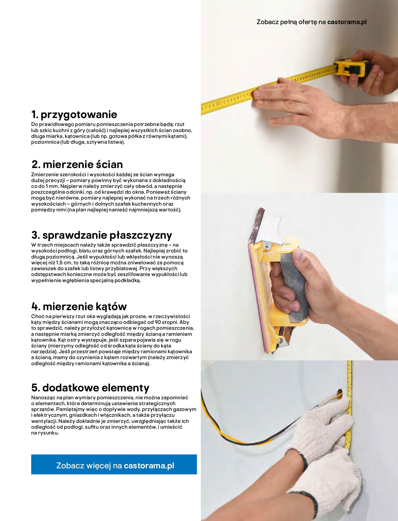 Gazetka Castorama - Katalog Kuchnie 2020-14.04.2020-31.12.2020-page-7