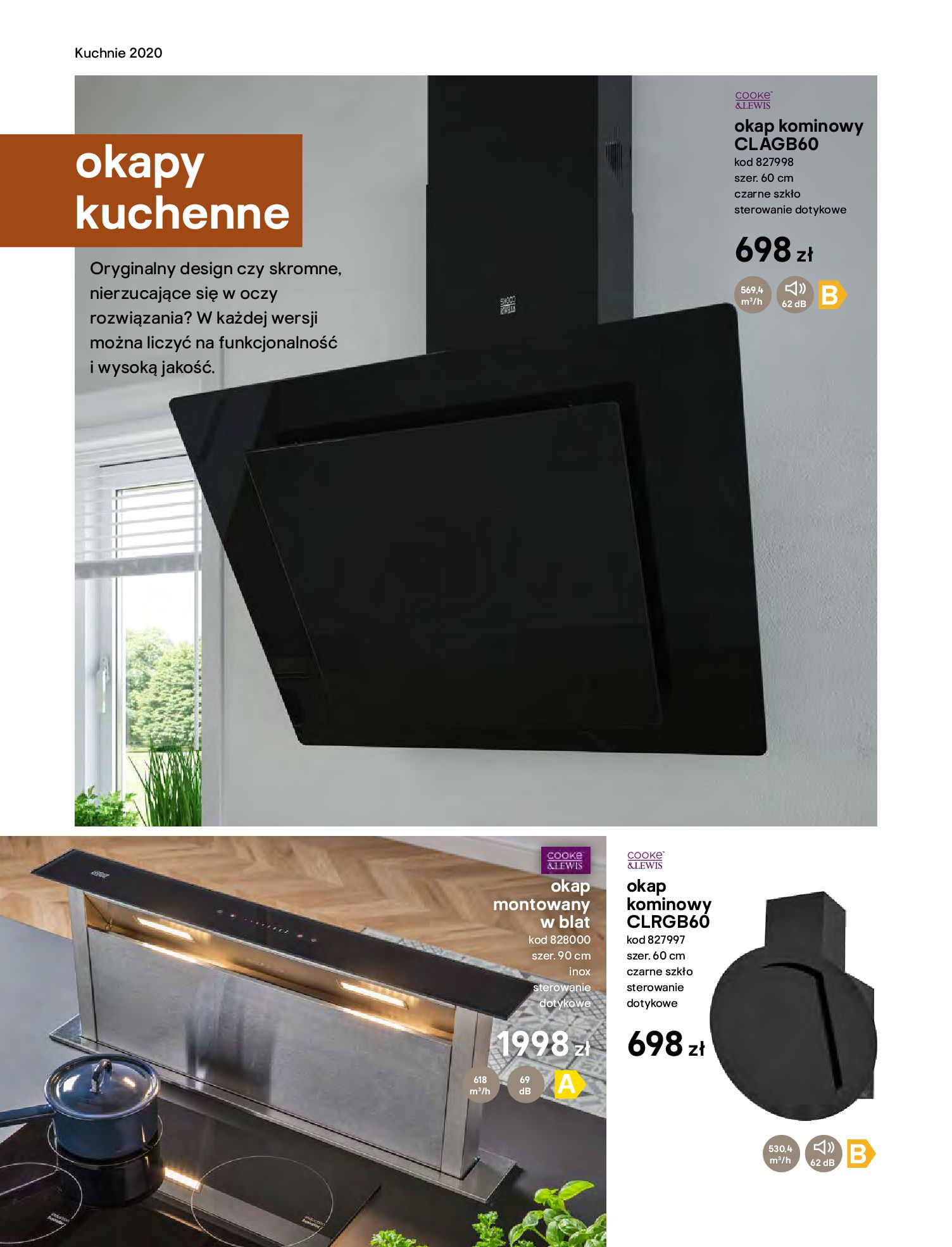Gazetka Castorama - Katalog Kuchnie 2020-14.04.2020-31.12.2020-page-62