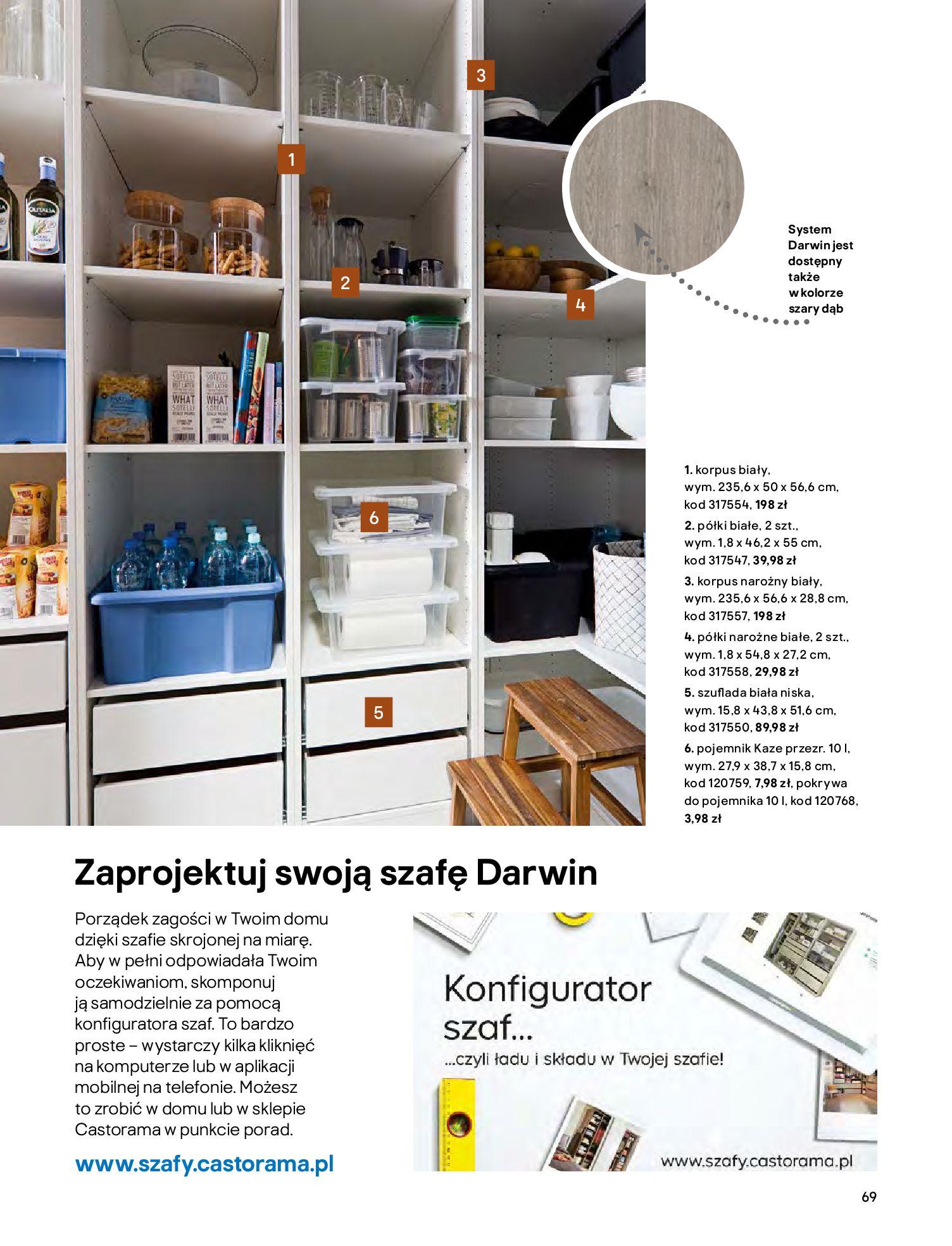 Gazetka Castorama - Katalog Kuchnie 2020-14.04.2020-31.12.2020-page-69