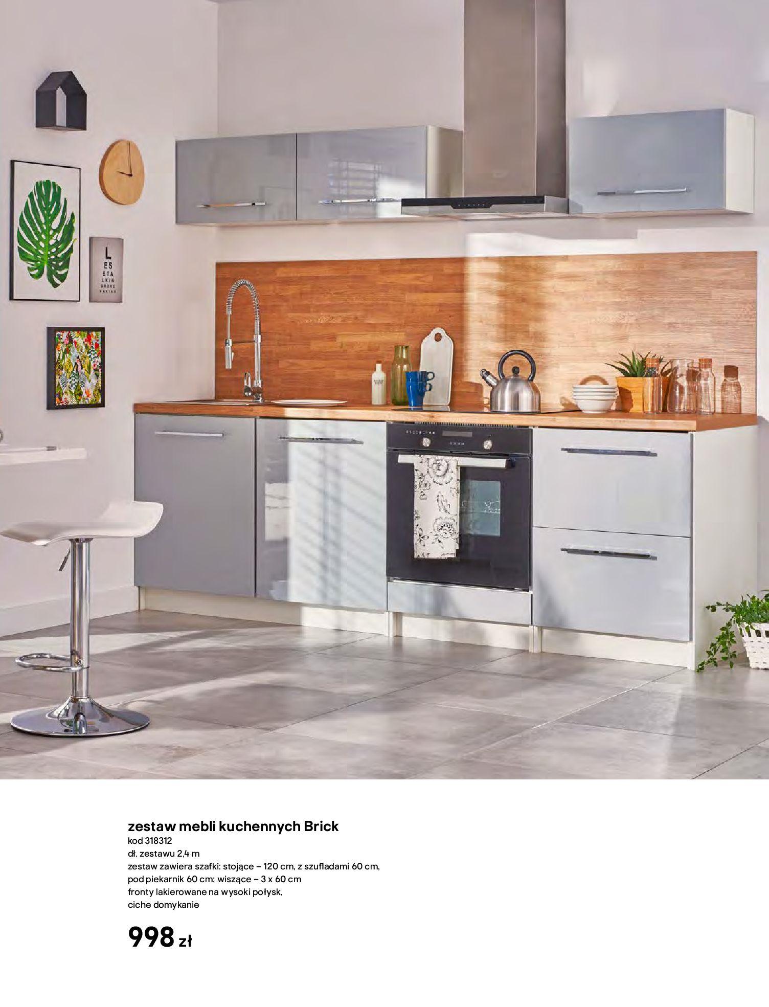 Gazetka Castorama - Katalog Kuchnie 2020-14.04.2020-31.12.2020-page-83