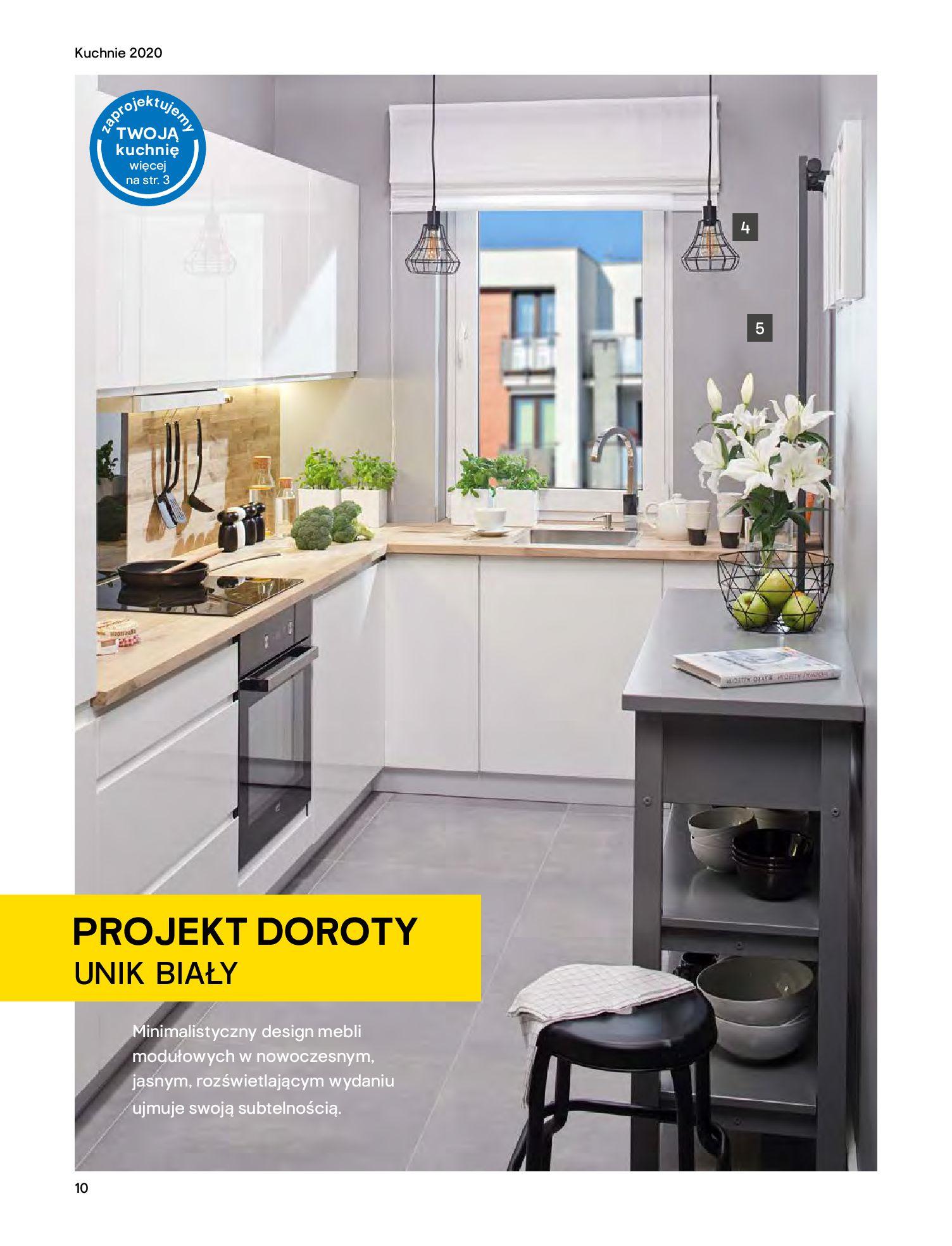 Gazetka Castorama - Katalog Kuchnie 2020-14.04.2020-31.12.2020-page-10