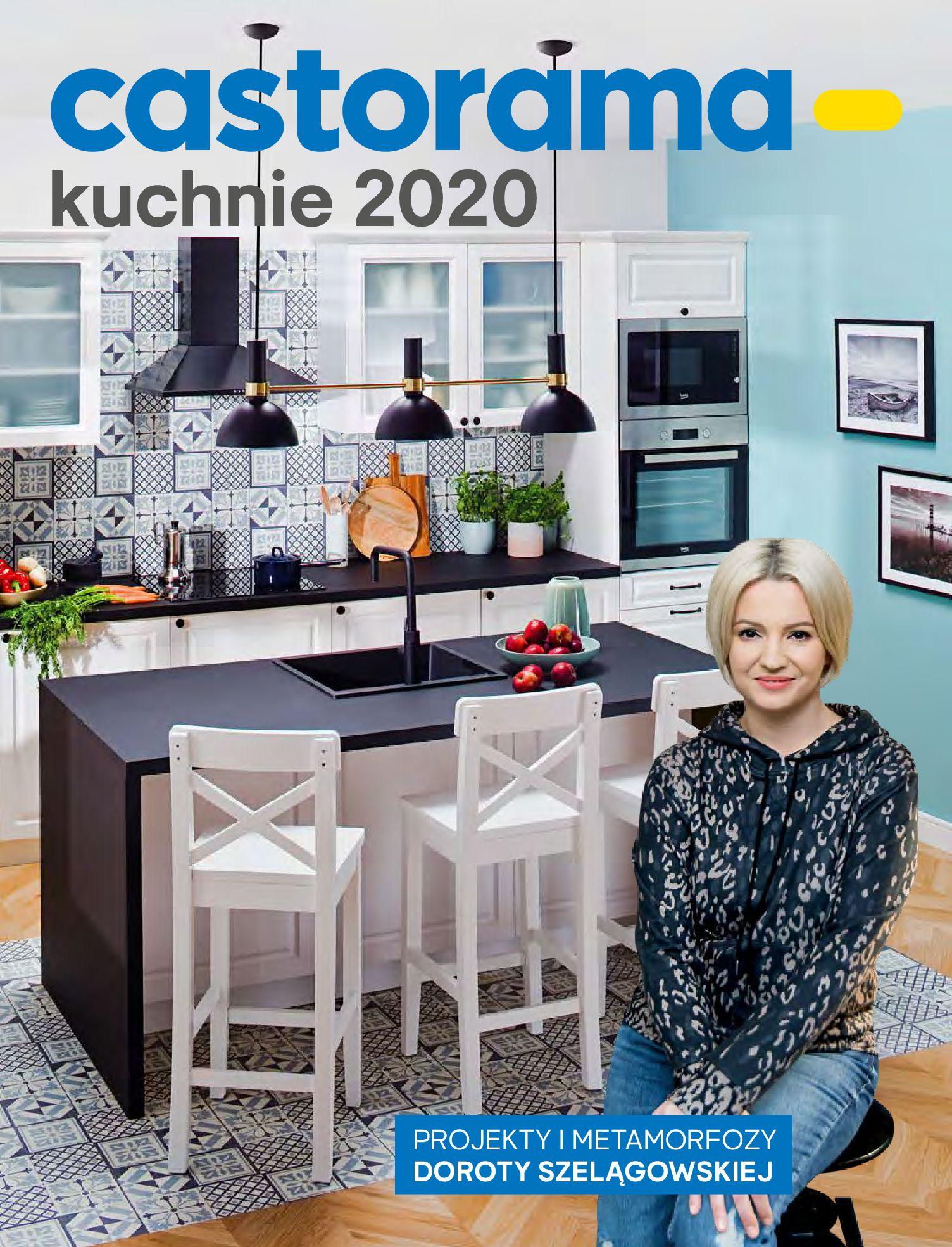 Gazetka Castorama - Katalog Kuchnie 2020-14.04.2020-31.12.2020-page-1