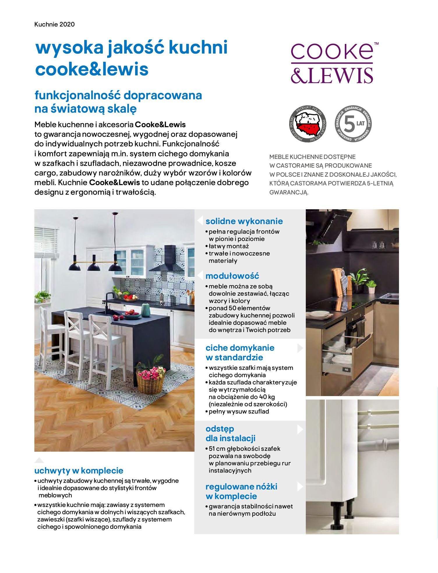 Gazetka Castorama - Katalog Kuchnie 2020-14.04.2020-31.12.2020-page-2