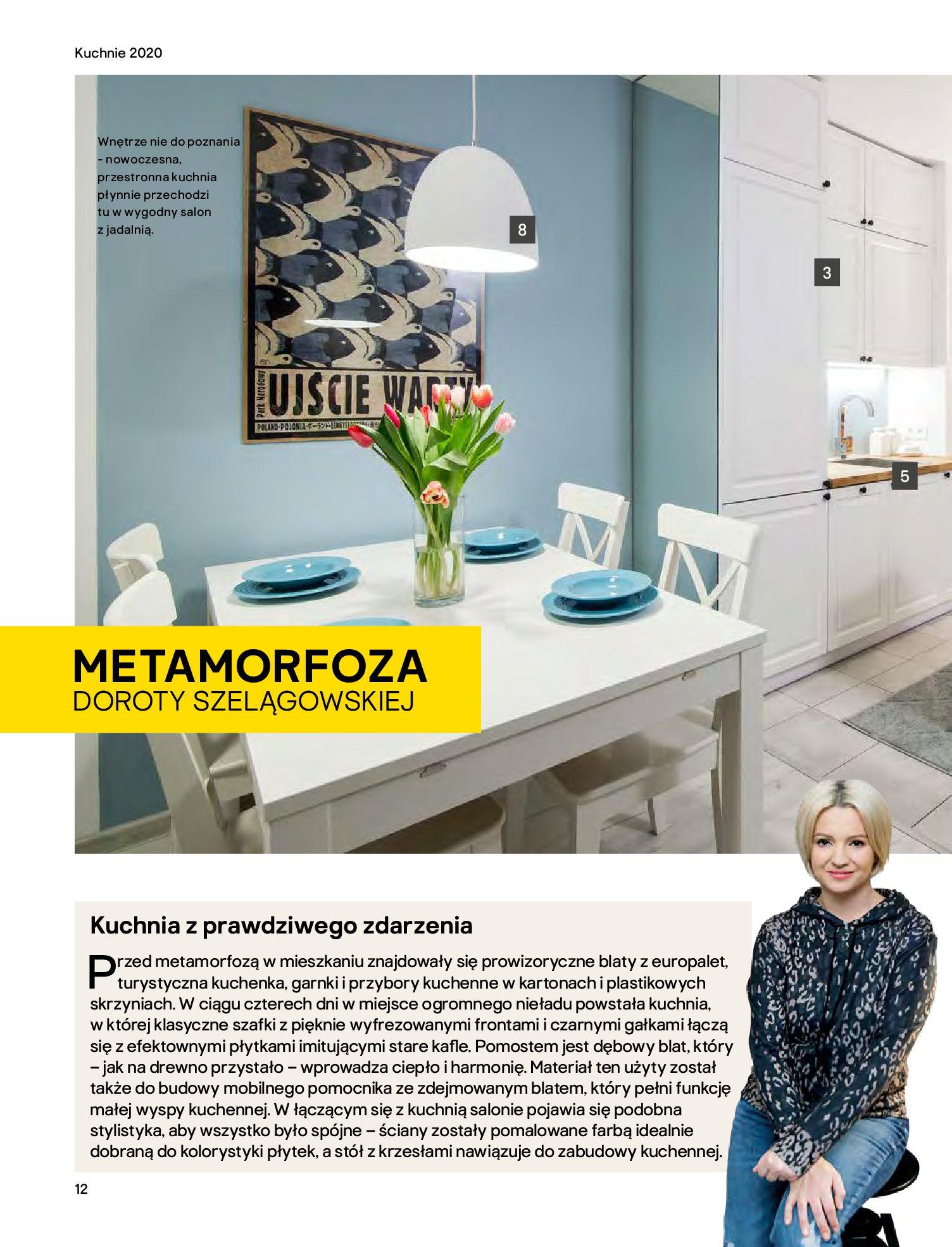 Gazetka Castorama - Katalog Kuchnie 2020-14.04.2020-31.12.2020-page-12