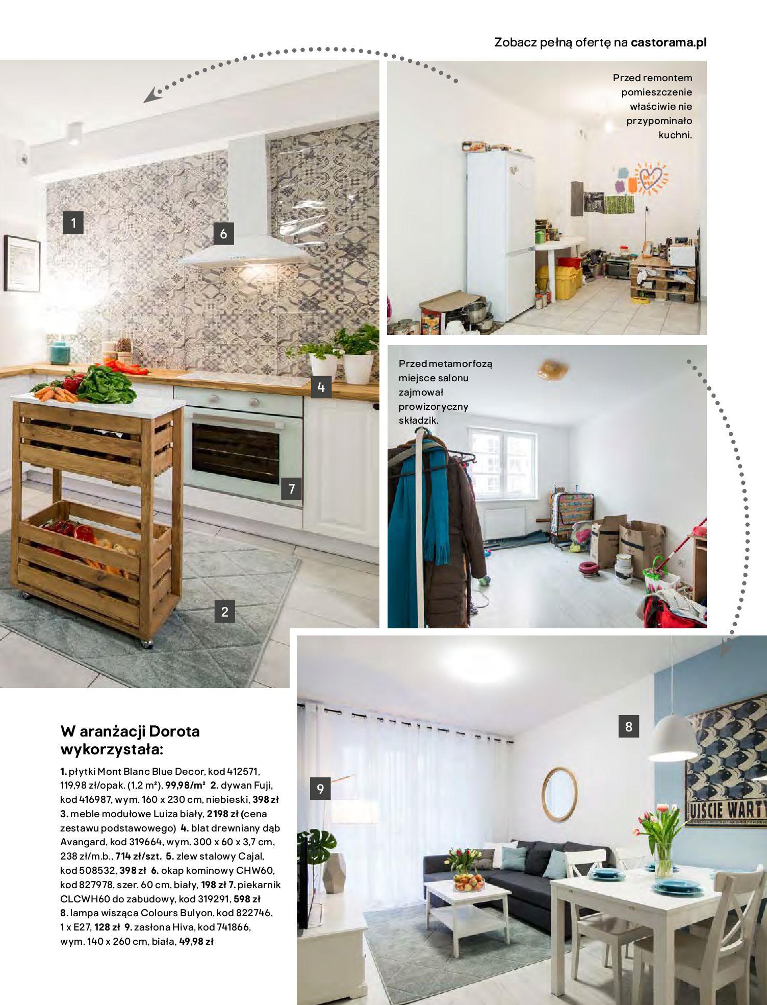 Gazetka Castorama - Katalog Kuchnie 2020-14.04.2020-31.12.2020-page-13