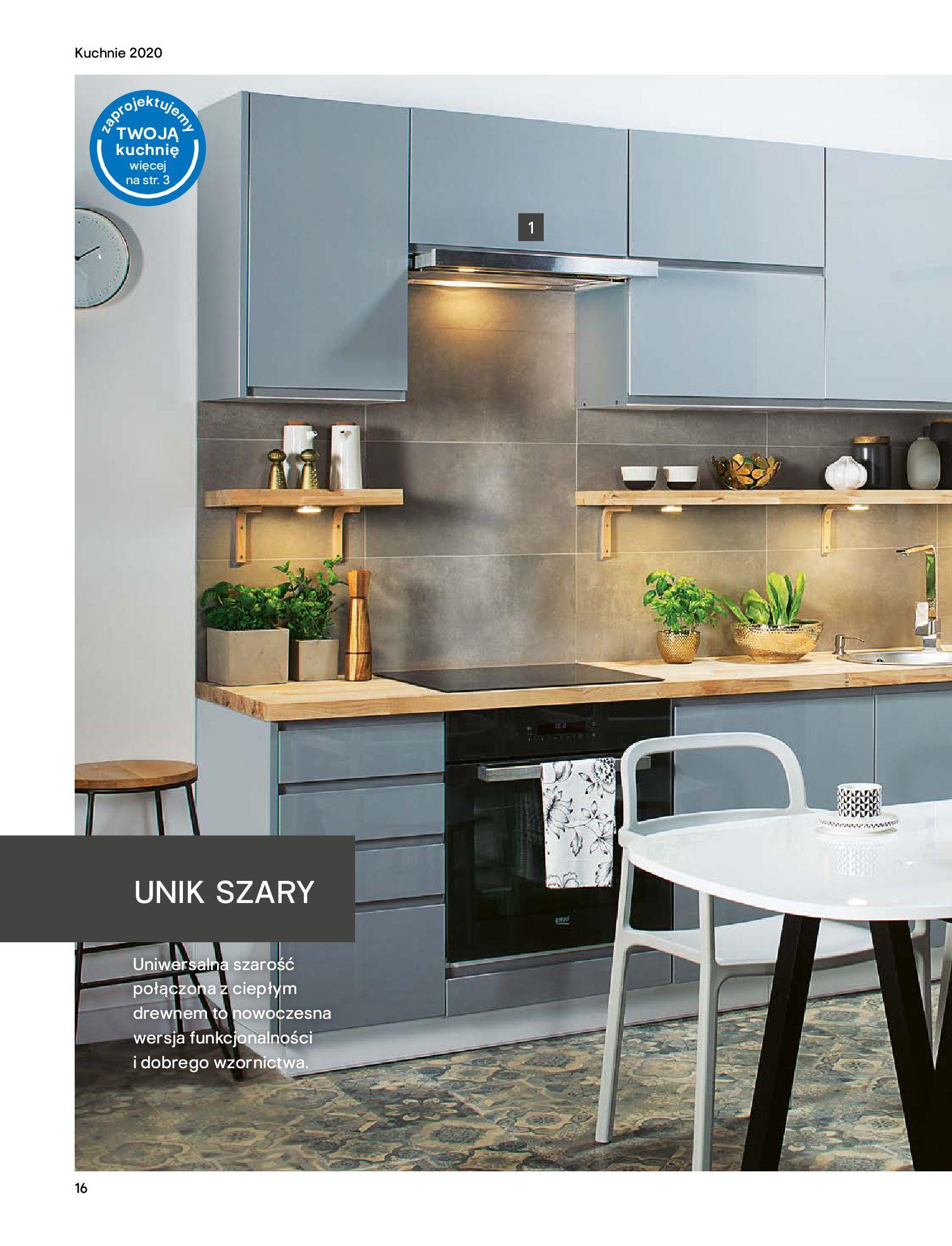 Gazetka Castorama - Katalog Kuchnie 2020-14.04.2020-31.12.2020-page-16