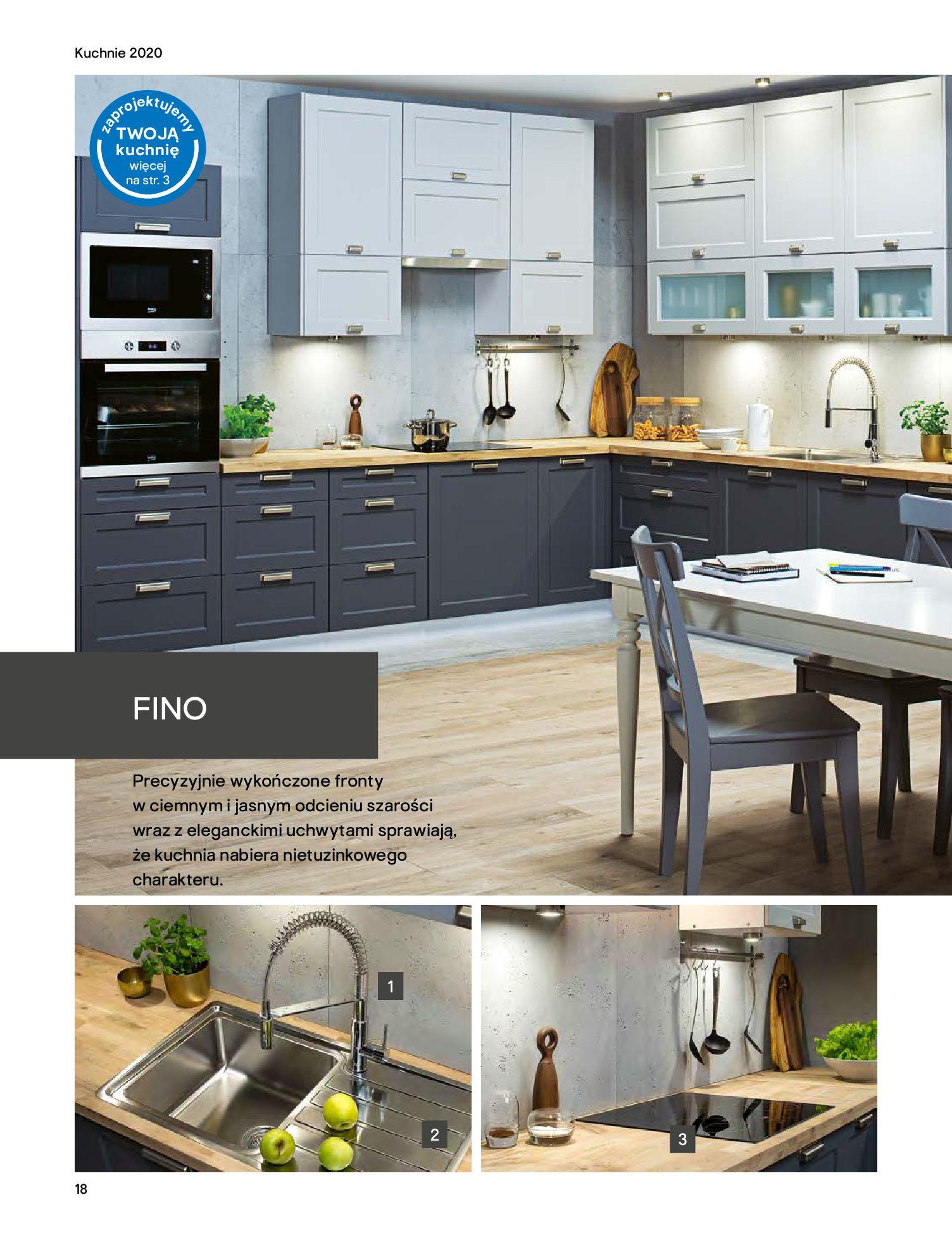 Gazetka Castorama - Katalog Kuchnie 2020-14.04.2020-31.12.2020-page-18