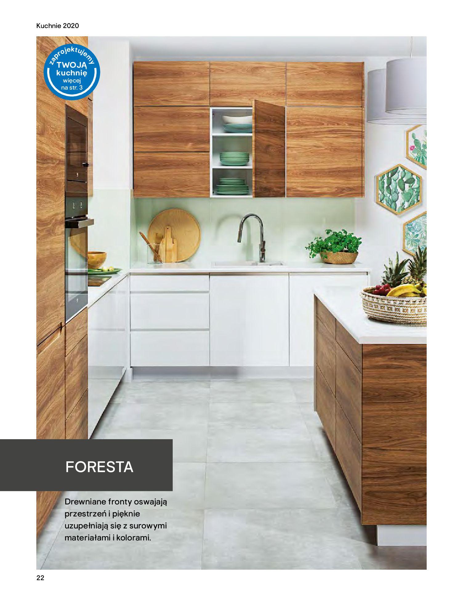 Gazetka Castorama - Katalog Kuchnie 2020-14.04.2020-31.12.2020-page-22
