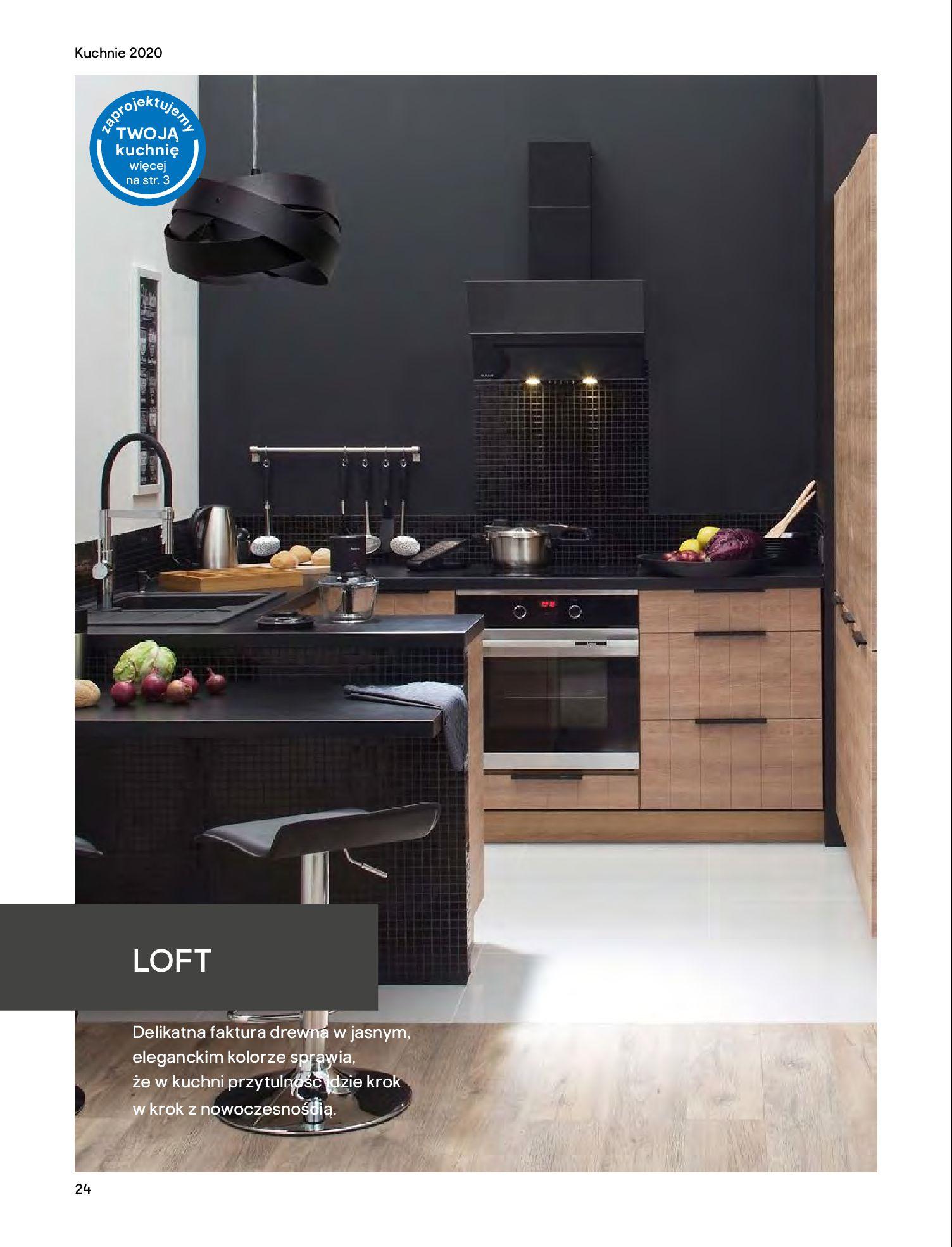 Gazetka Castorama - Katalog Kuchnie 2020-14.04.2020-31.12.2020-page-24