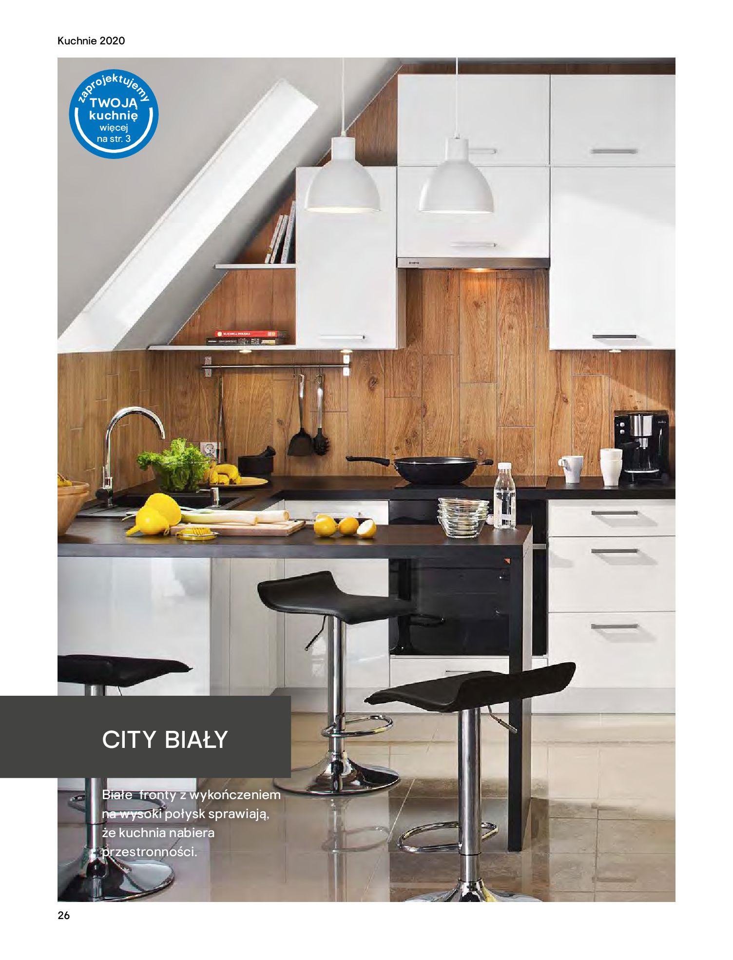 Gazetka Castorama - Katalog Kuchnie 2020-14.04.2020-31.12.2020-page-26