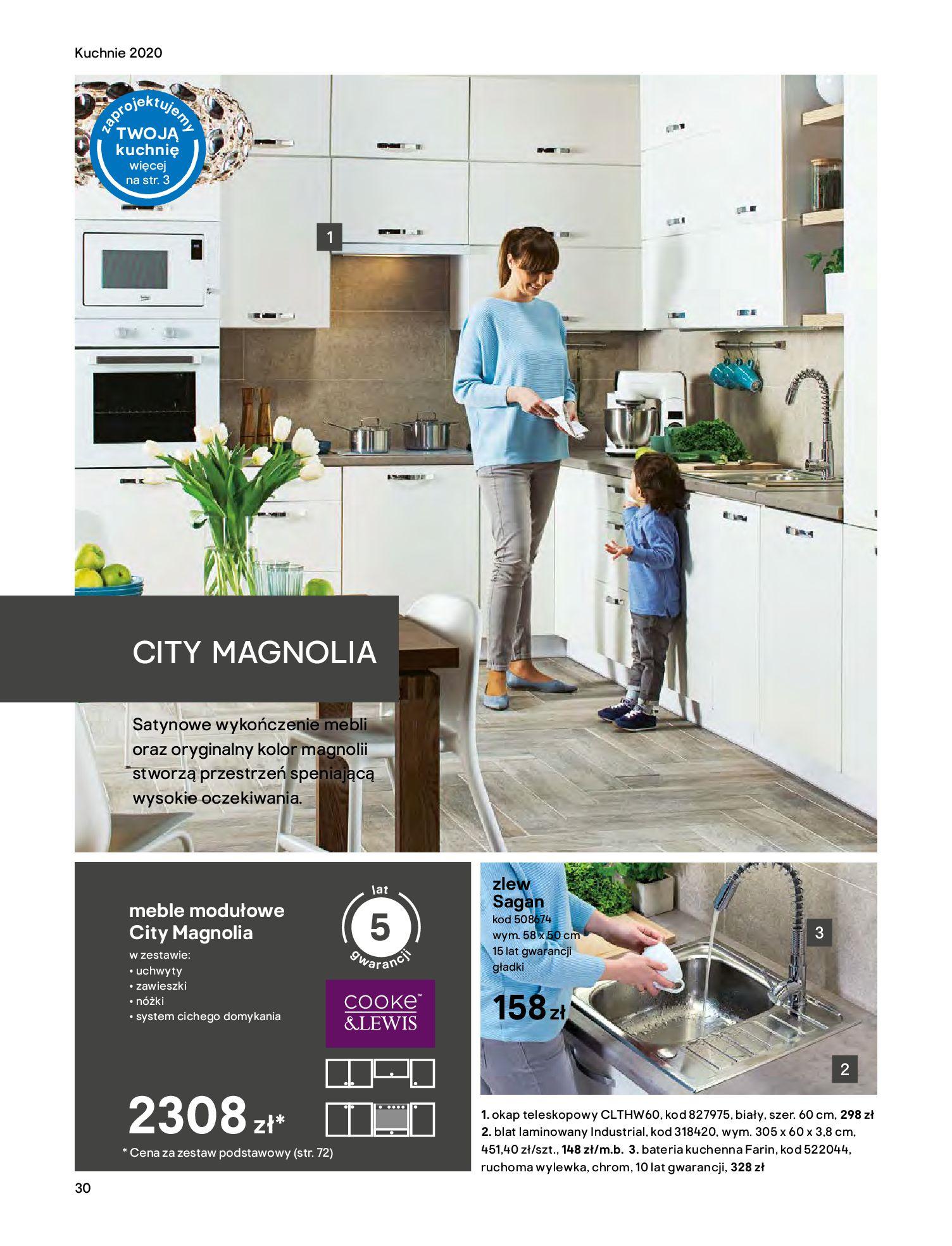 Gazetka Castorama - Katalog Kuchnie 2020-14.04.2020-31.12.2020-page-30