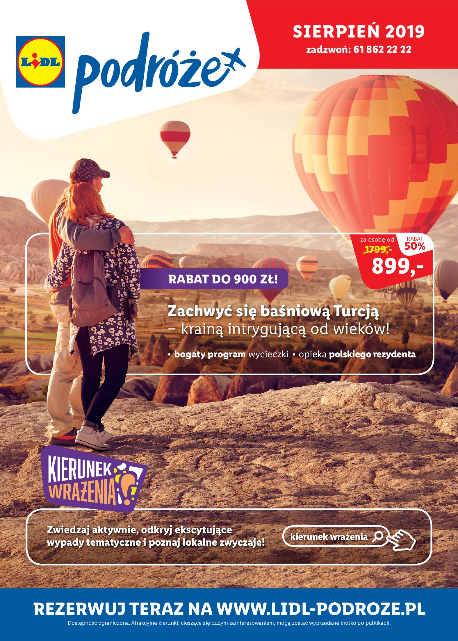 Gazetka Lidl - Katalog podróże-18.09.2019-16.10.2019-page-