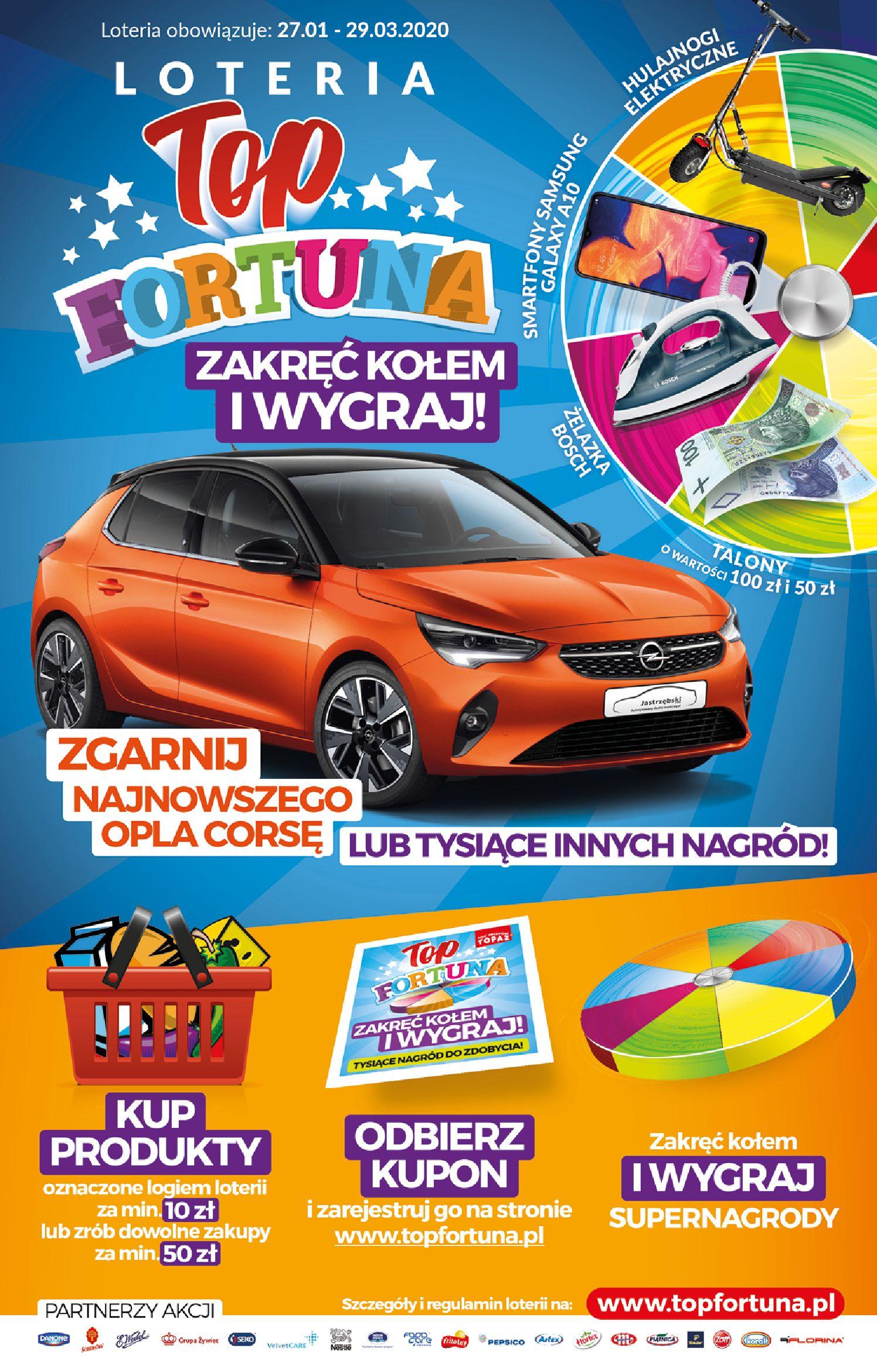 Gazetka TOPAZ - Gazetka promocyjna-12.02.2020-19.02.2020-page-2