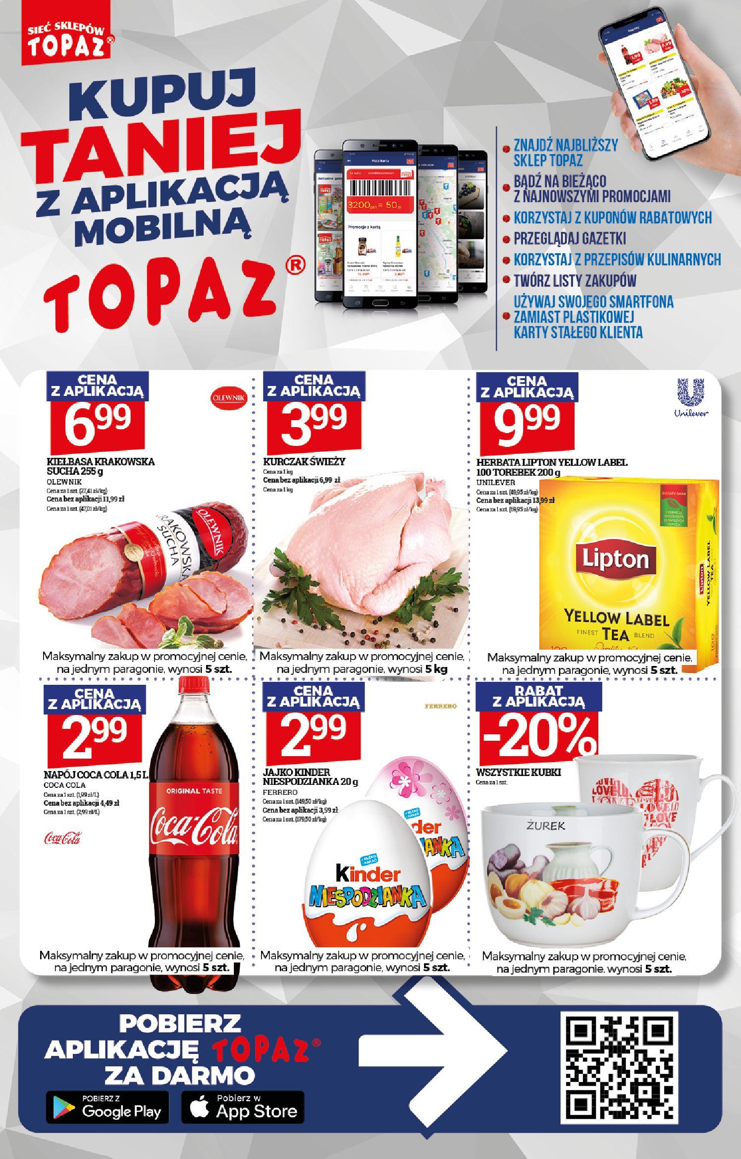 Gazetka TOPAZ - Gazetka promocyjna-12.02.2020-19.02.2020-page-3