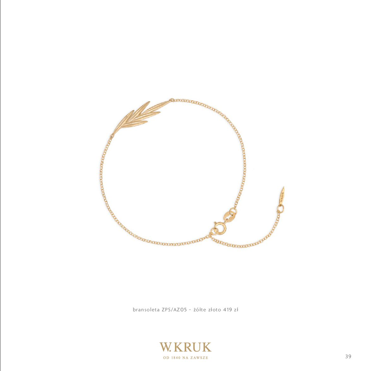 Gazetka W. KRUK: Katalog - Kolekcja Przyjaźń 2021-02-17 page-41