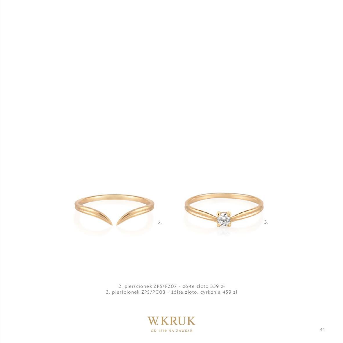 Gazetka W. KRUK: Katalog - Kolekcja Przyjaźń 2021-02-17 page-43