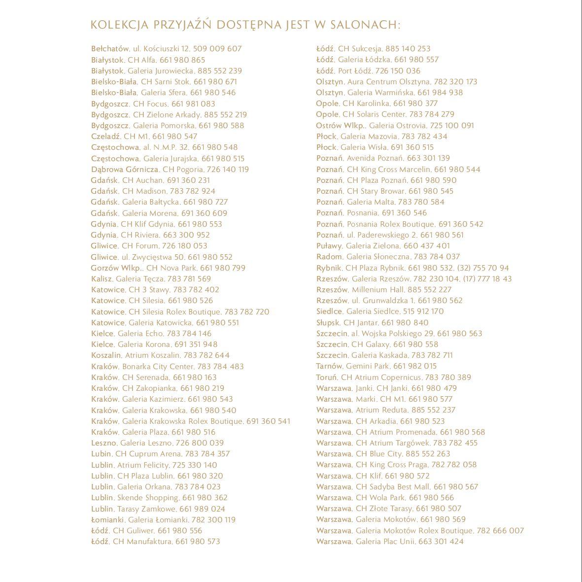 Gazetka W. KRUK: Katalog - Kolekcja Przyjaźń 2021-02-17 page-56