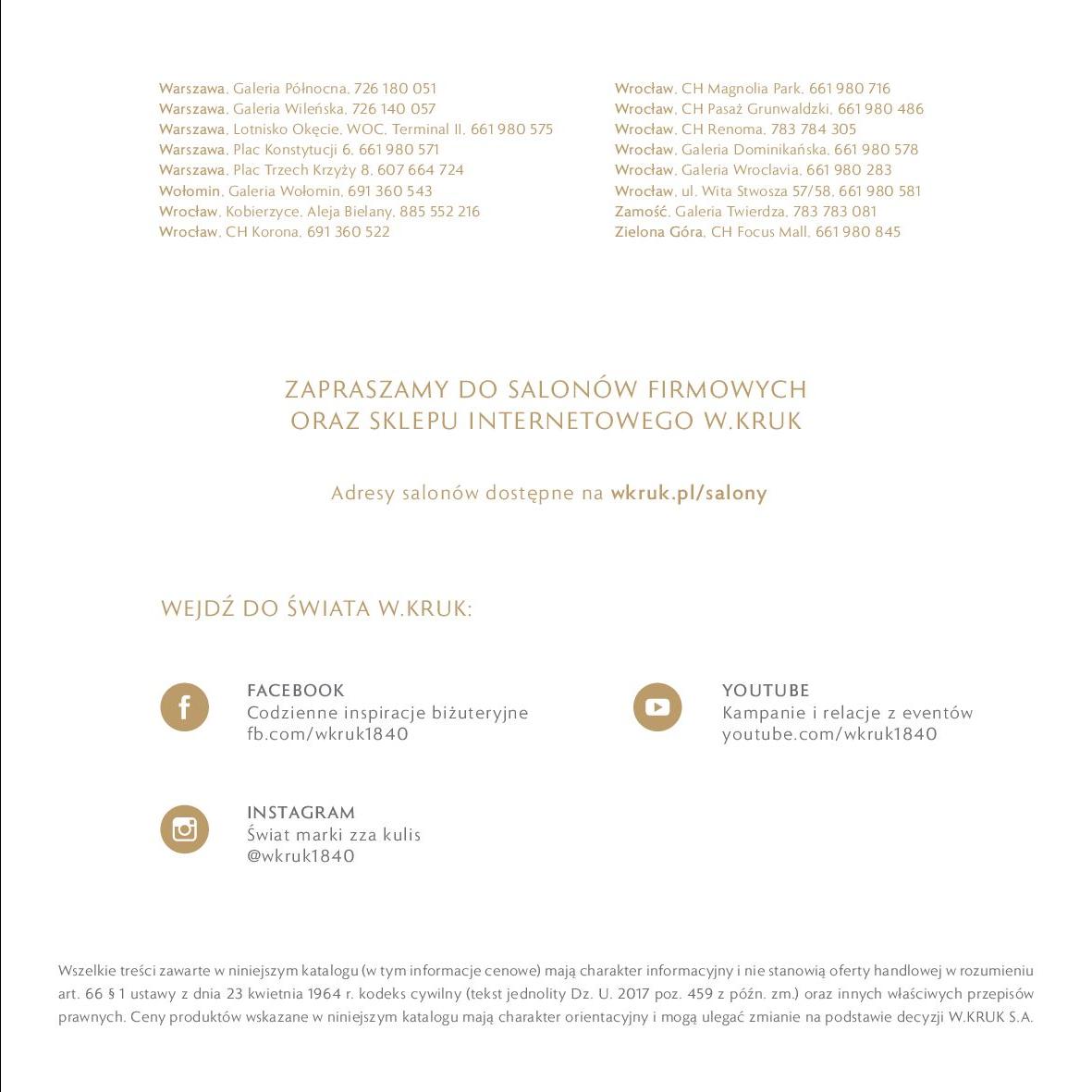 Gazetka W. KRUK: Katalog - Kolekcja Przyjaźń 2021-02-17 page-57