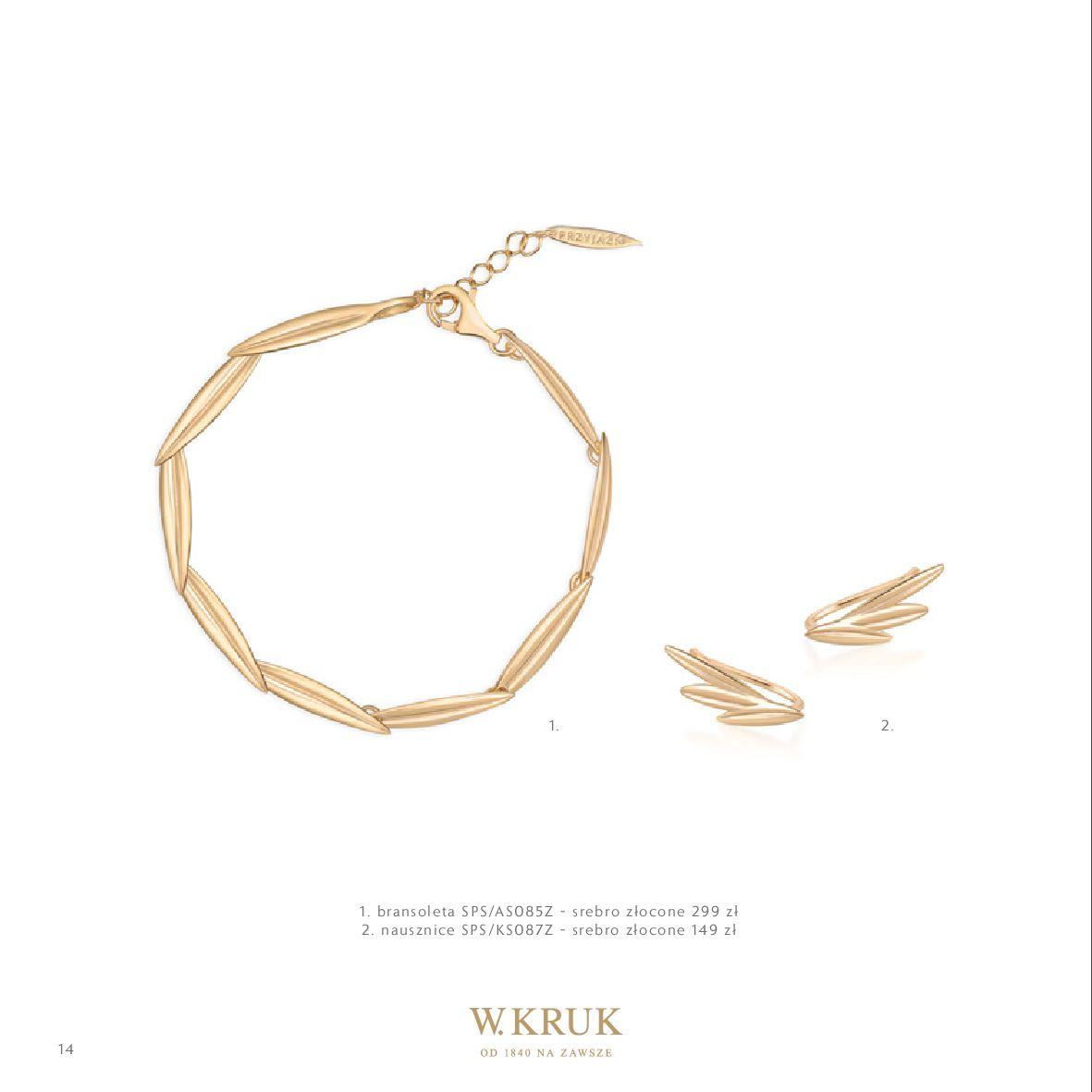 Gazetka W. KRUK: Katalog - Kolekcja Przyjaźń 2021-02-17 page-16