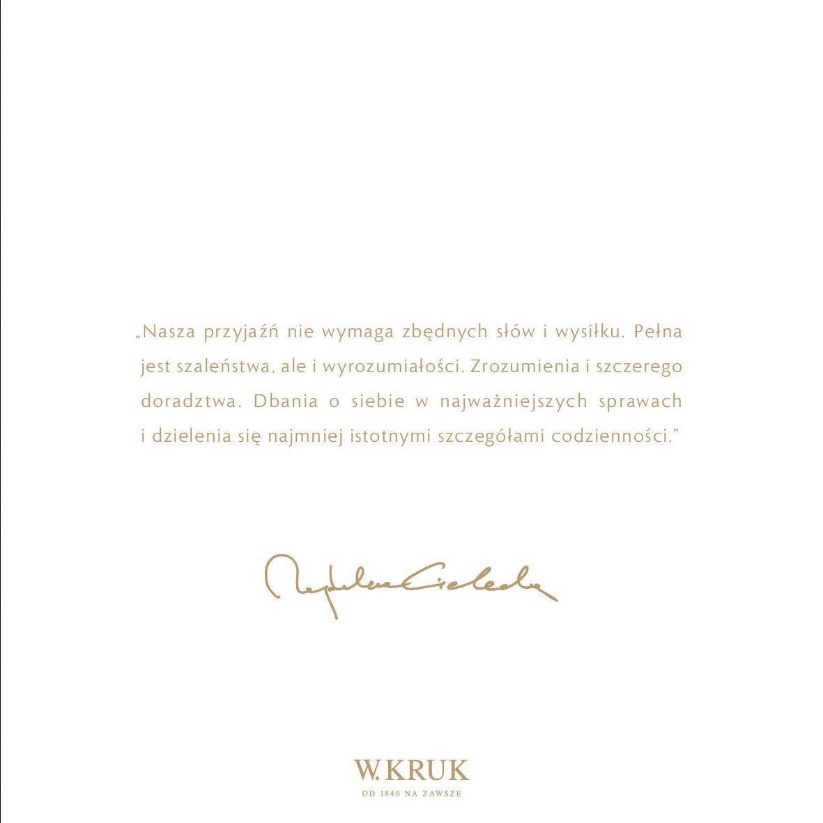 Gazetka W. KRUK: Katalog - Kolekcja Przyjaźń 2021-02-17 page-19