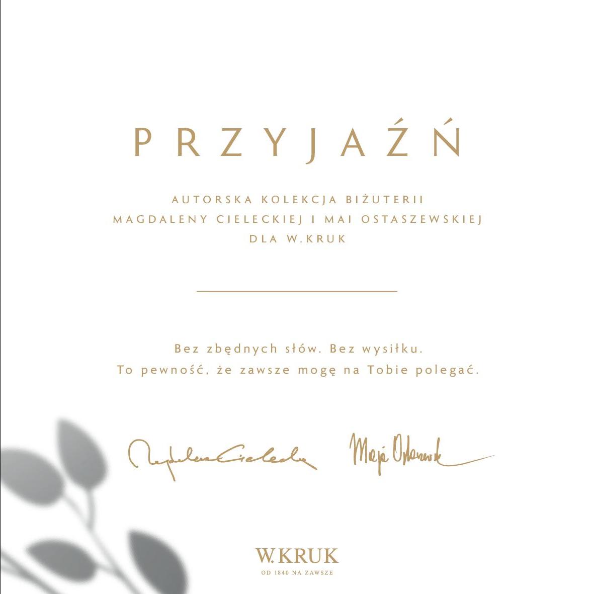 Gazetka W. KRUK: Katalog - Kolekcja Przyjaźń 2021-02-17 page-3