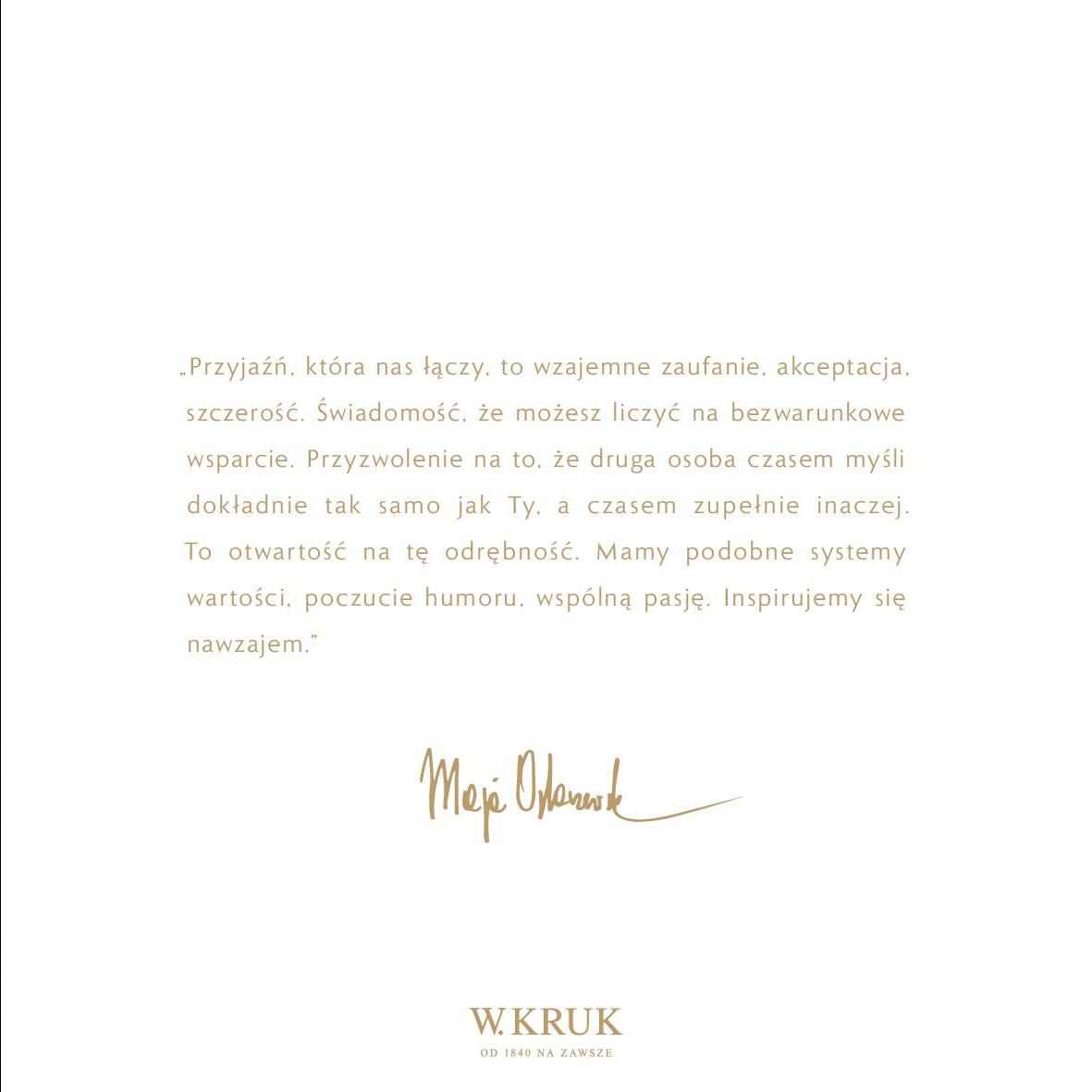Gazetka W. KRUK: Katalog - Kolekcja Przyjaźń 2021-02-17 page-33