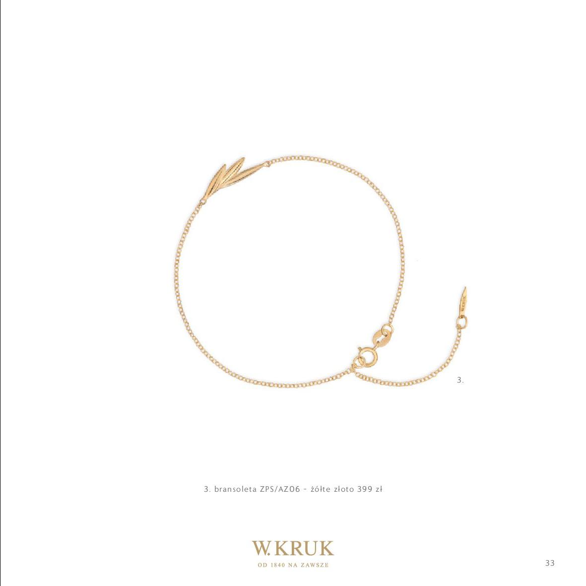 Gazetka W. KRUK: Katalog - Kolekcja Przyjaźń 2021-02-17 page-35