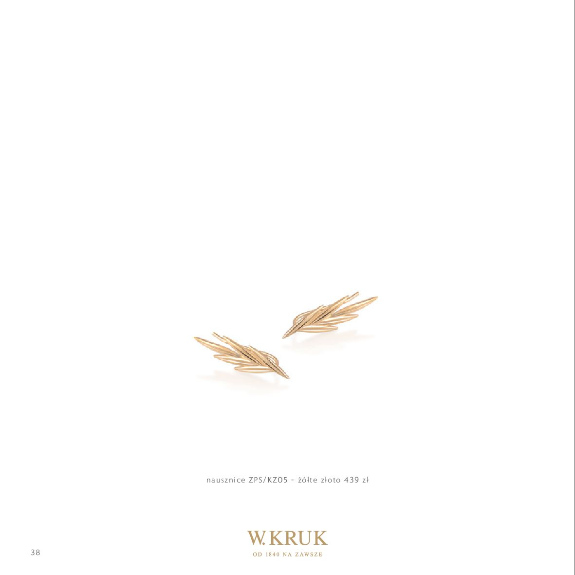 Gazetka W. KRUK: Katalog - Kolekcja Przyjaźń 2021-02-17 page-40