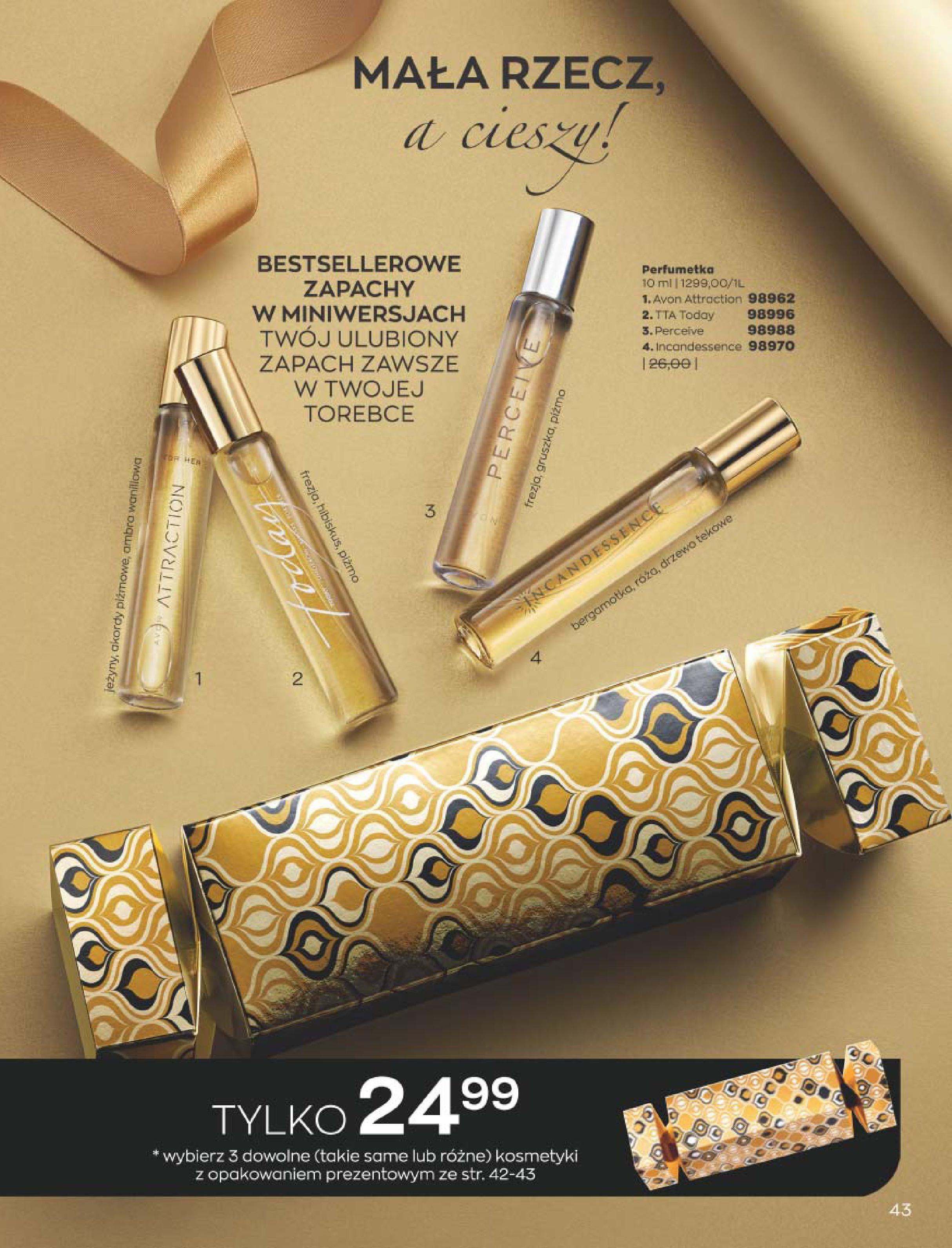 Gazetka Avon: Katalog  16/2020 2020-12-01 page-43
