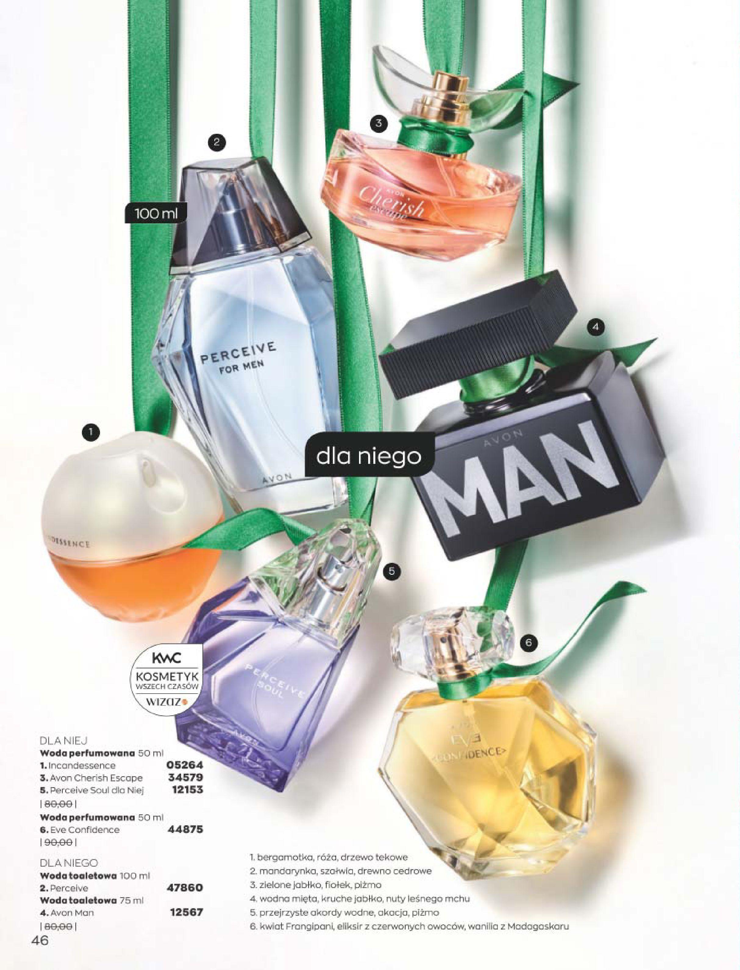 Gazetka Avon: Katalog  16/2020 2020-12-01 page-46