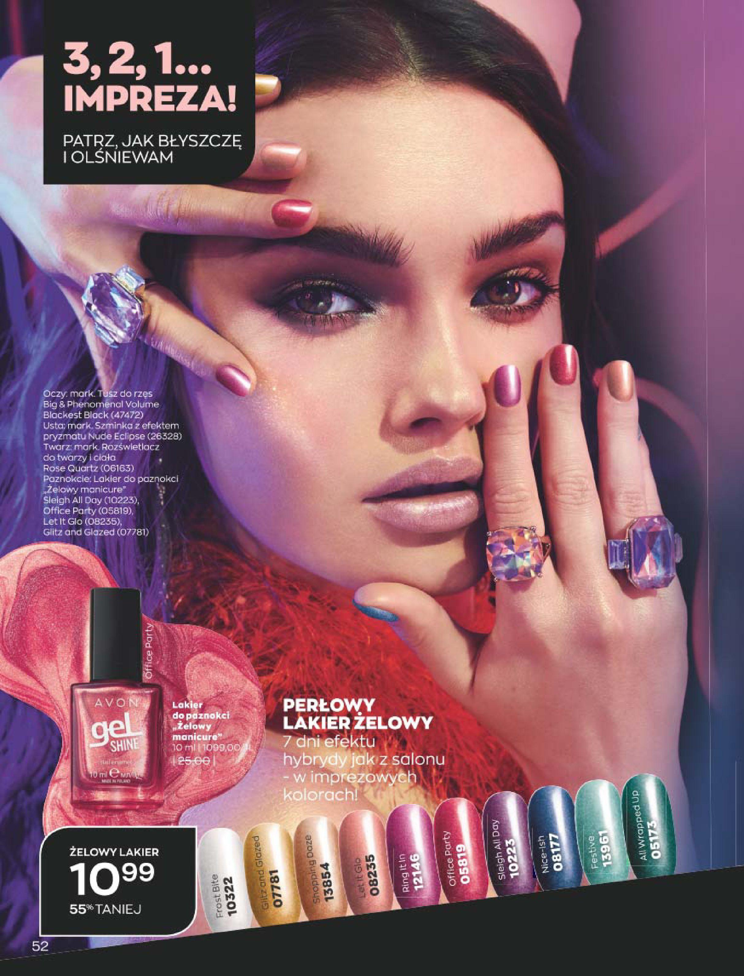 Gazetka Avon: Katalog  16/2020 2020-12-01 page-52