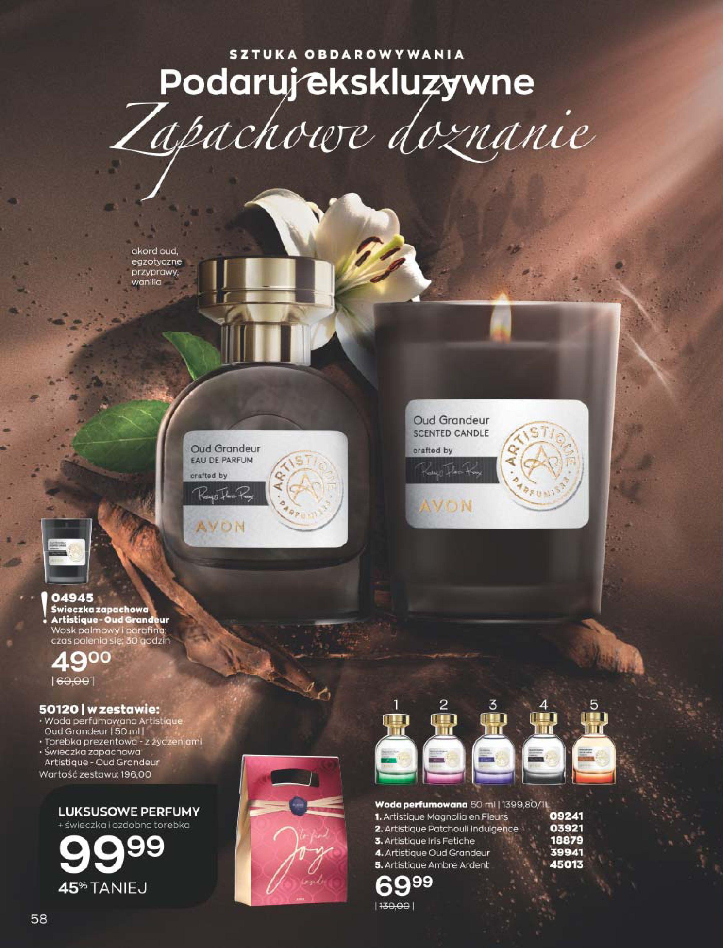 Gazetka Avon: Katalog  16/2020 2020-12-01 page-58