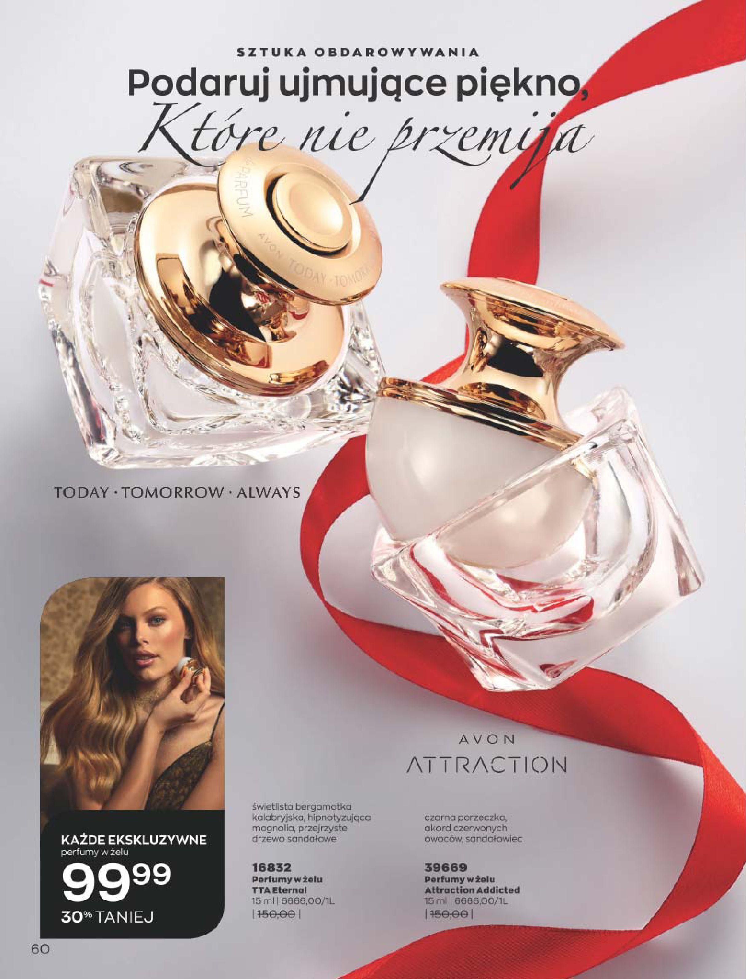 Gazetka Avon: Katalog  16/2020 2020-12-01 page-60
